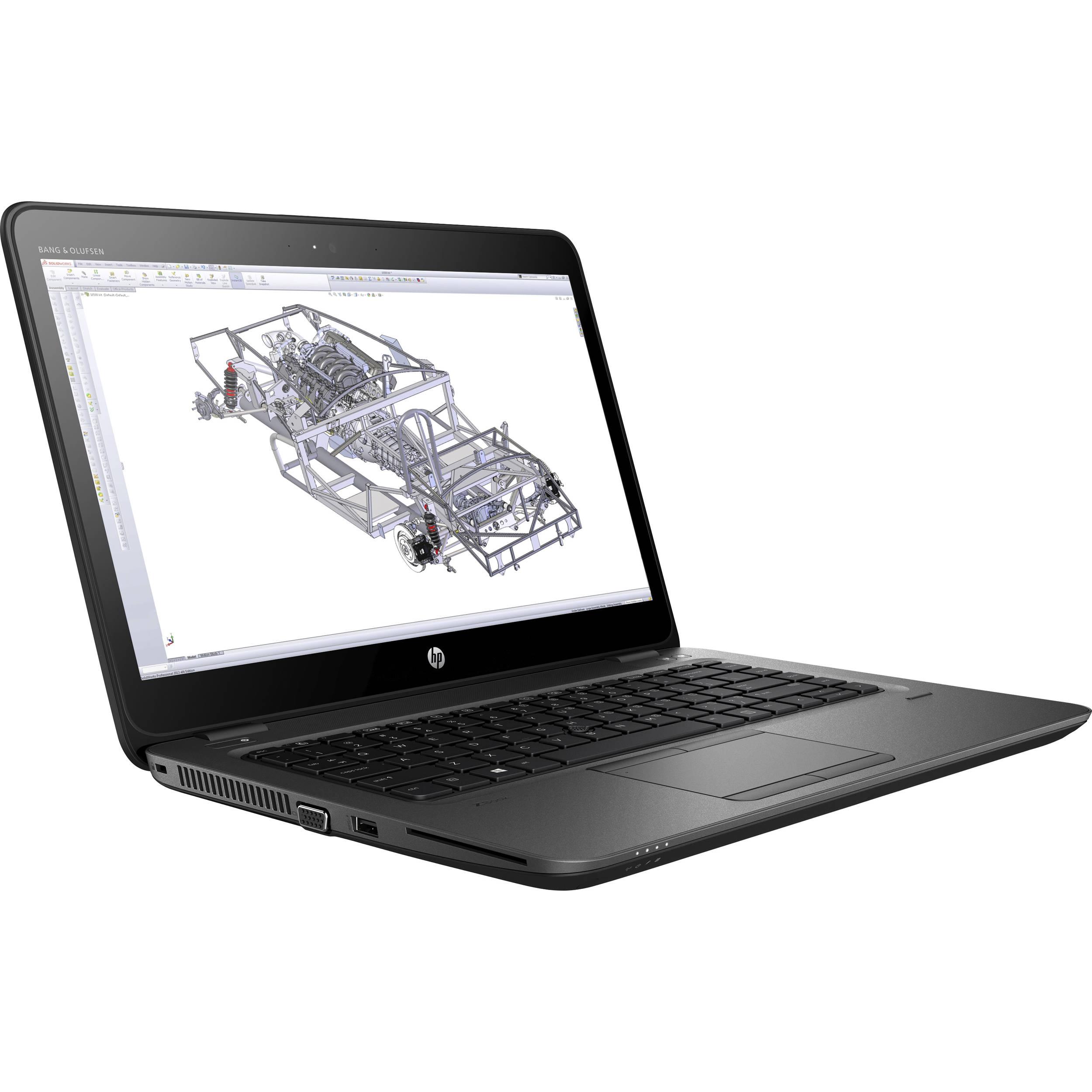 """HP 14"""" ZBook 14u G4 Mobile Workstation"""