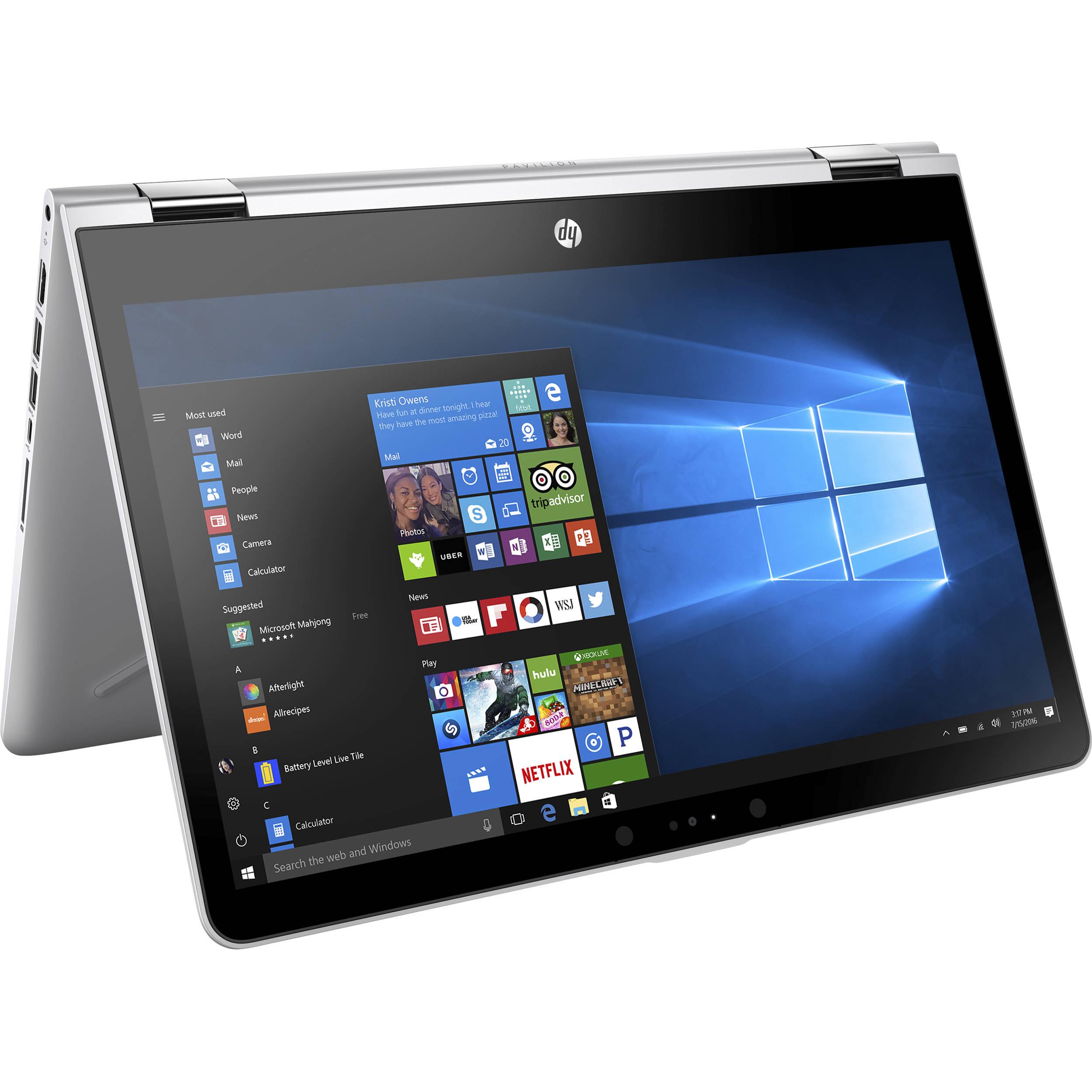 HP Pavilion x360 Laptop: Specs and Reviews 25