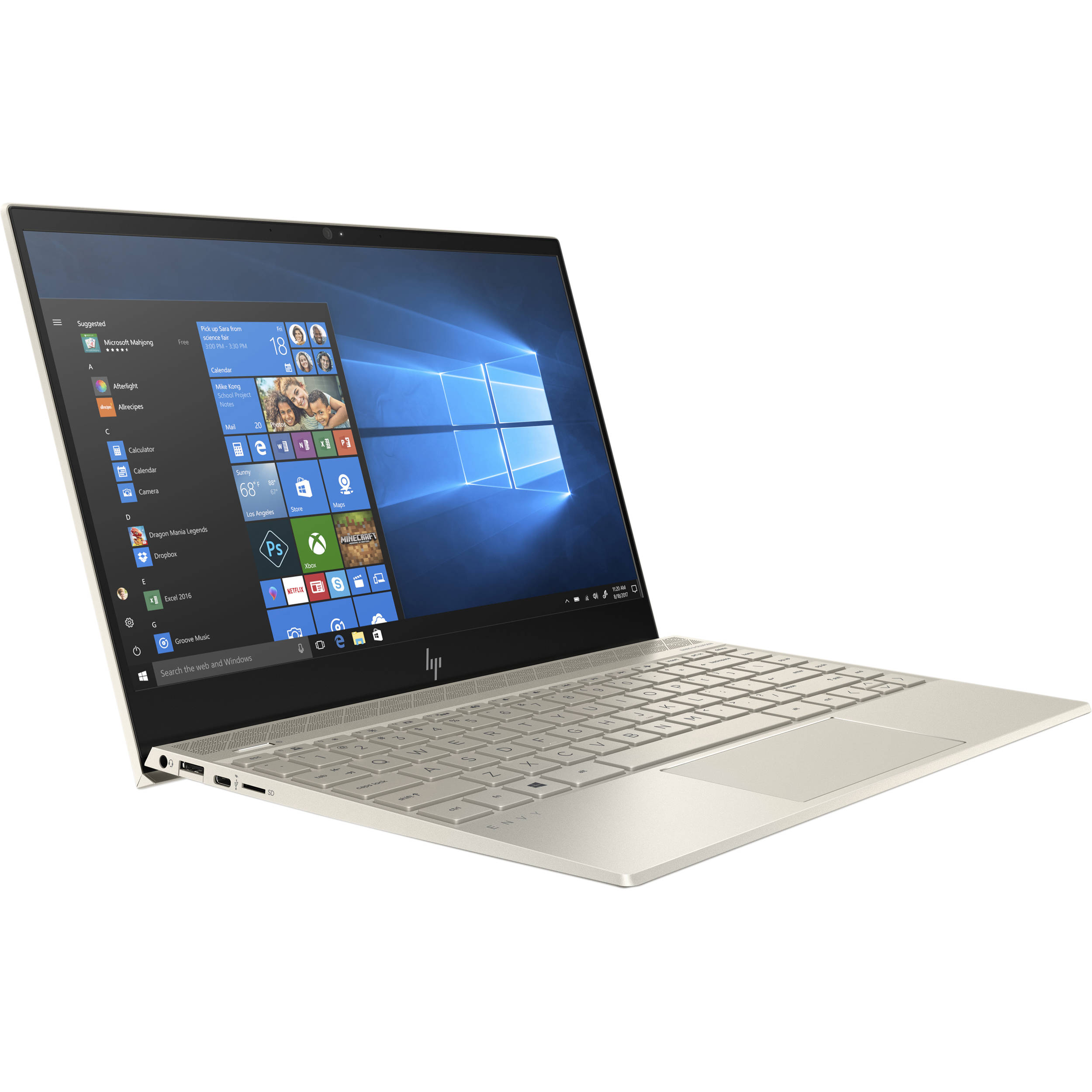 "HP 13.3"" ENVY 13-ah0075nr Laptop"