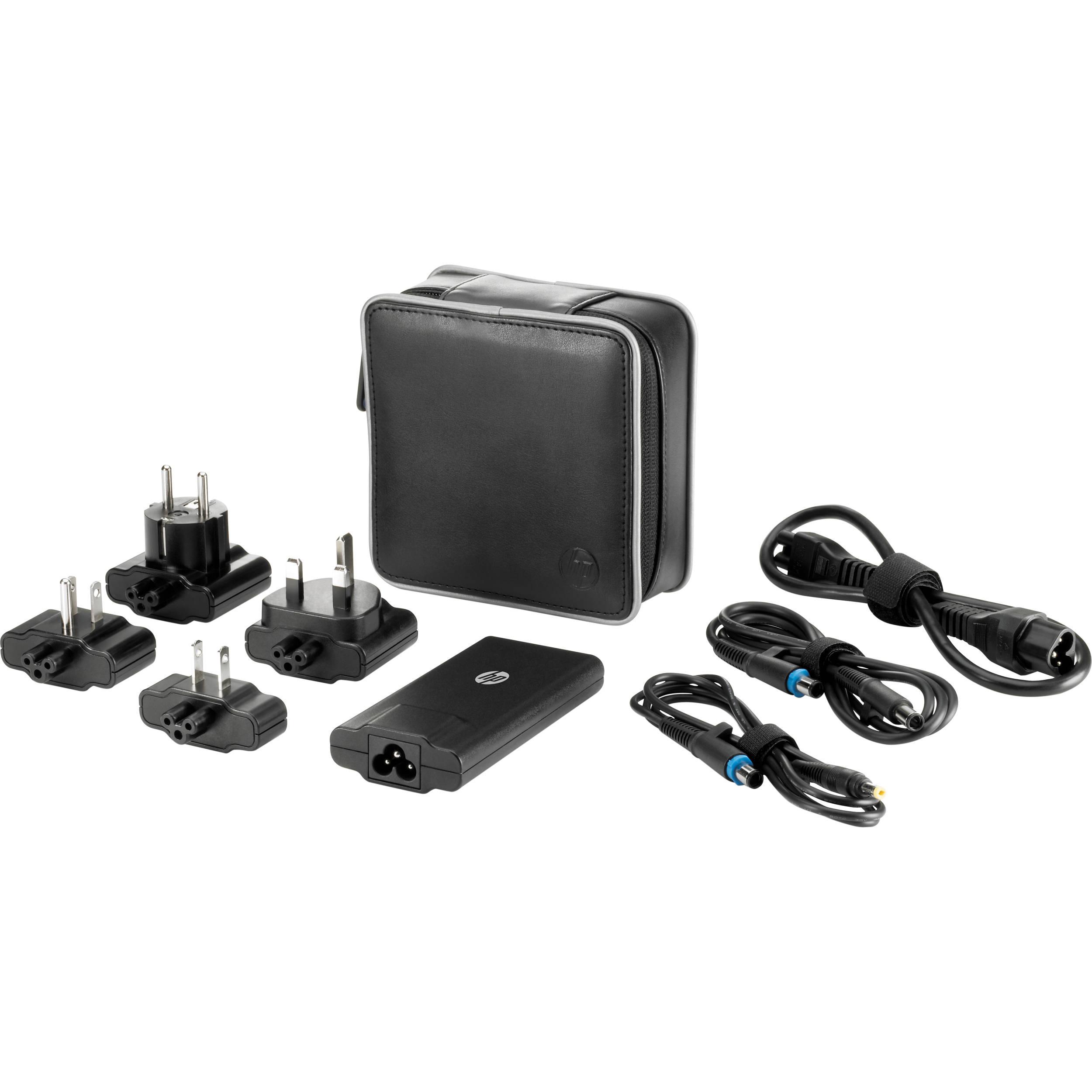 HP Smart 65W Travel AC Adapter AU155AA#ABA B&H Photo Video