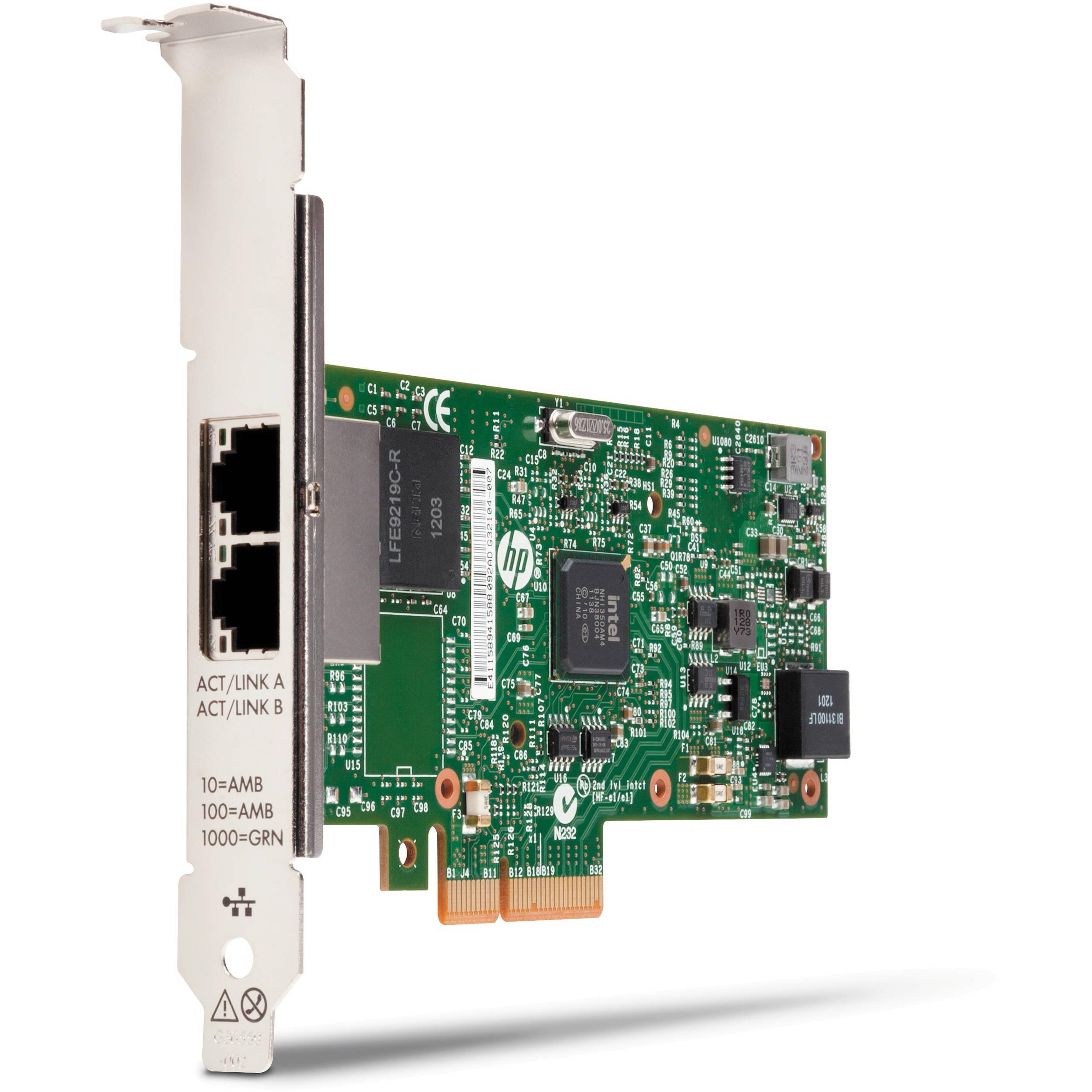 Hp 361t Pcie Dual Port Gigabit Network Interface Card C3n37aa Sony Ericsson Z800 Schematic Diagram
