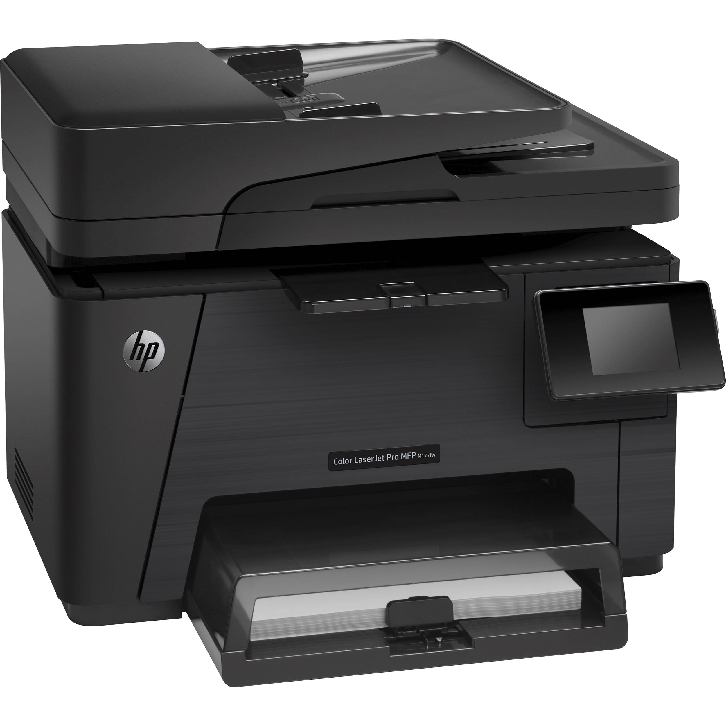 Hp M177fw Laserjet Pro All In One Color Laser Printer