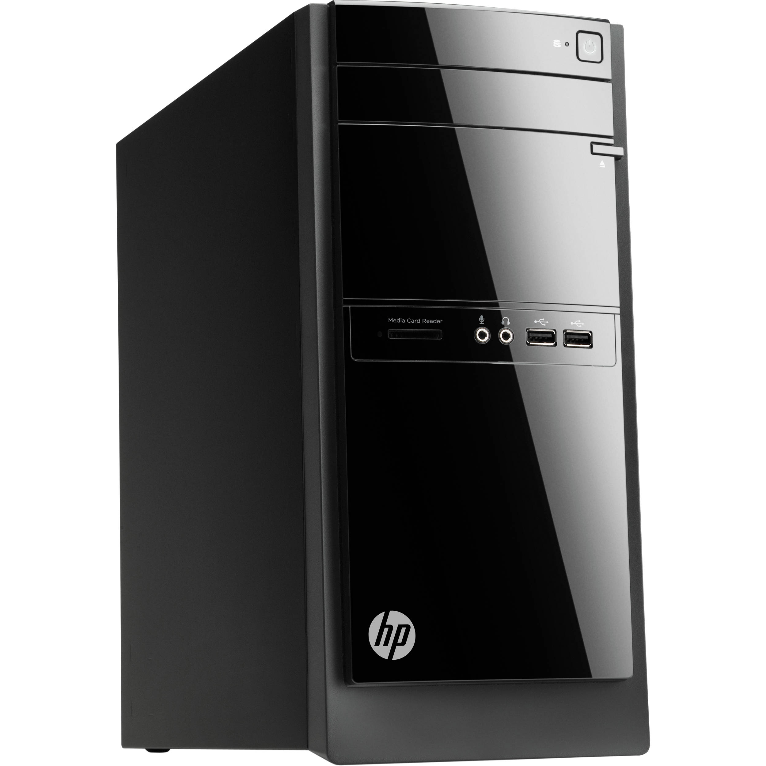 Hp 110 210 Desktop Computer F3d15aa Aba B Amp H Photo Video