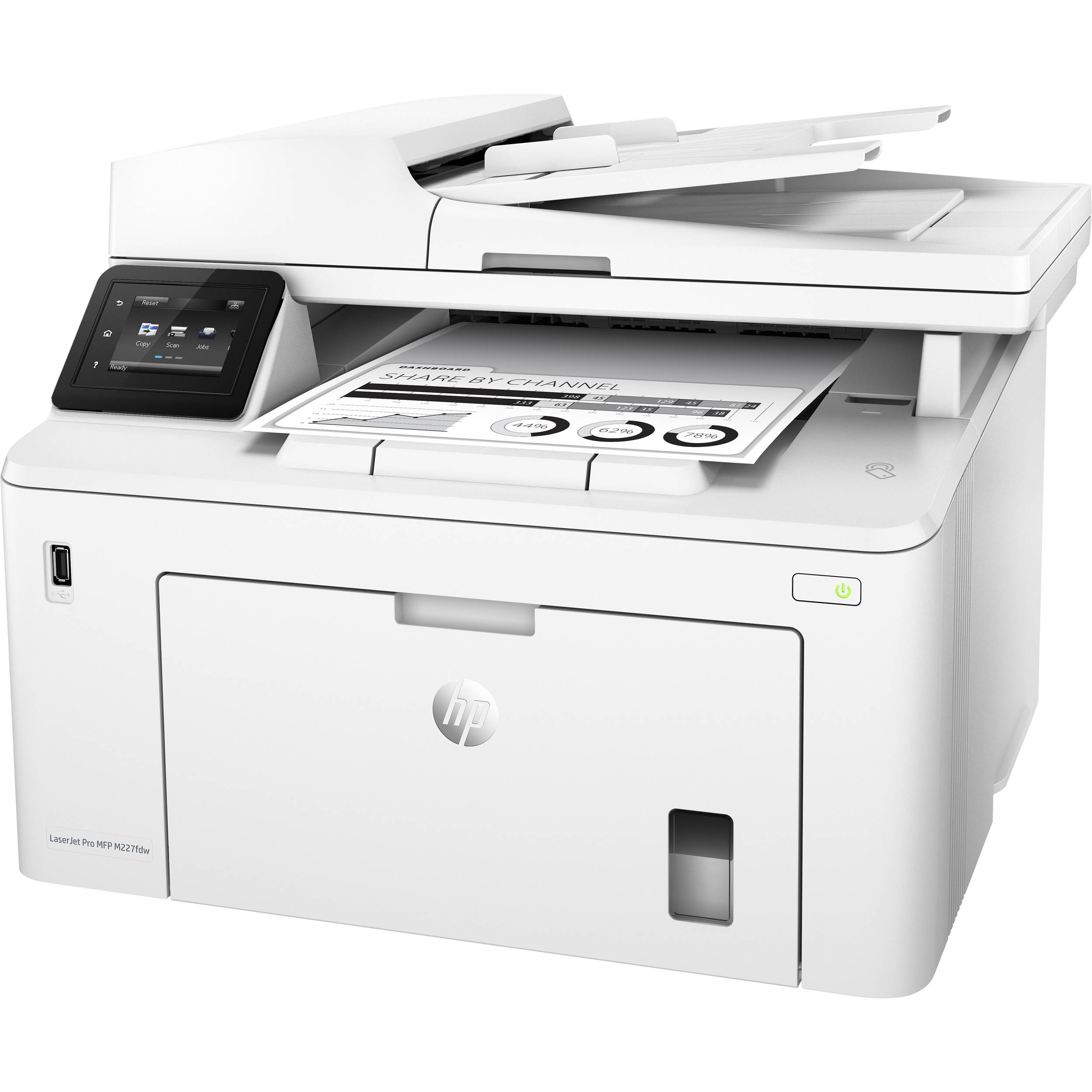 HP M227fdw Replacement for HP M225dw | B&H Photo Video