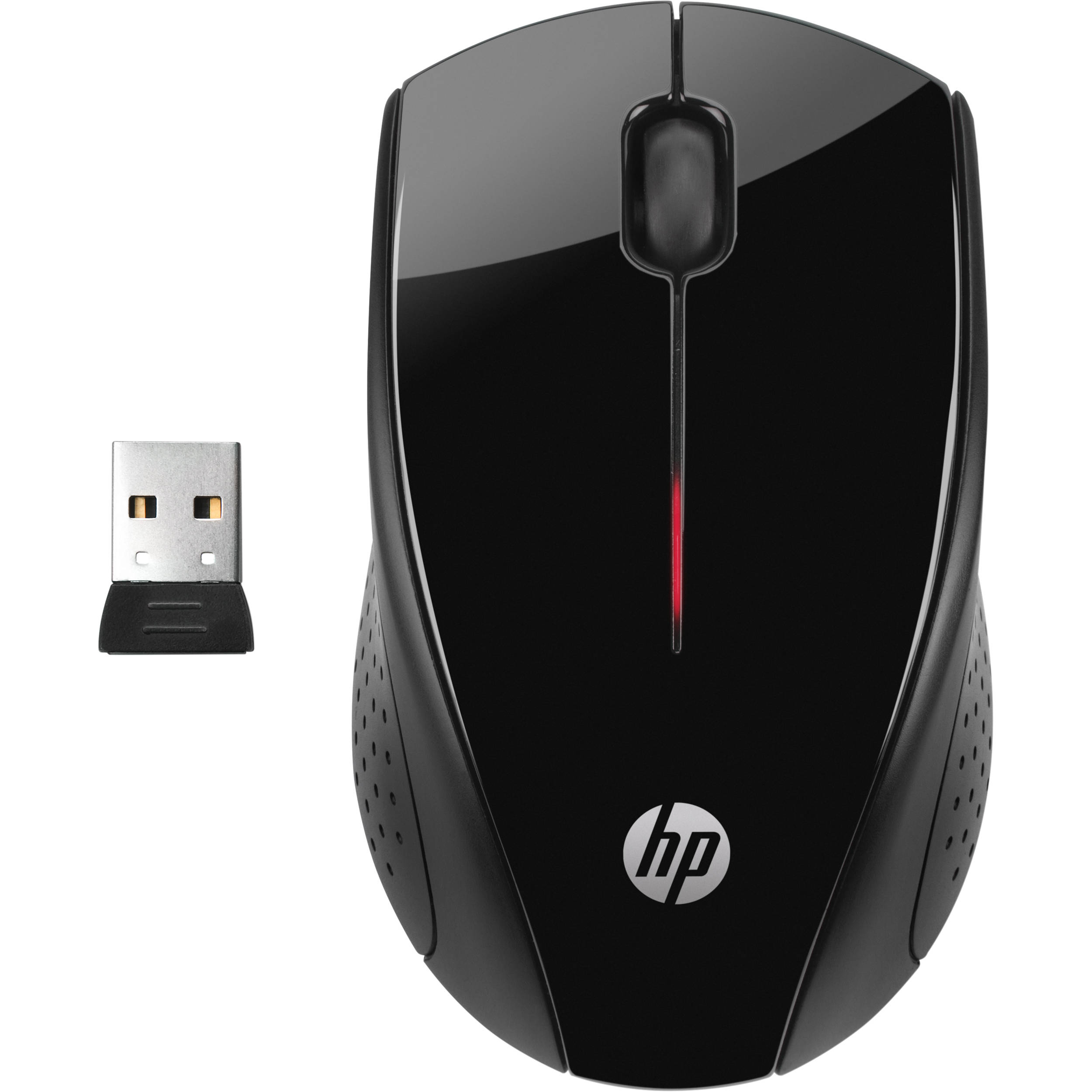 Hp wireless mouse fha-3410