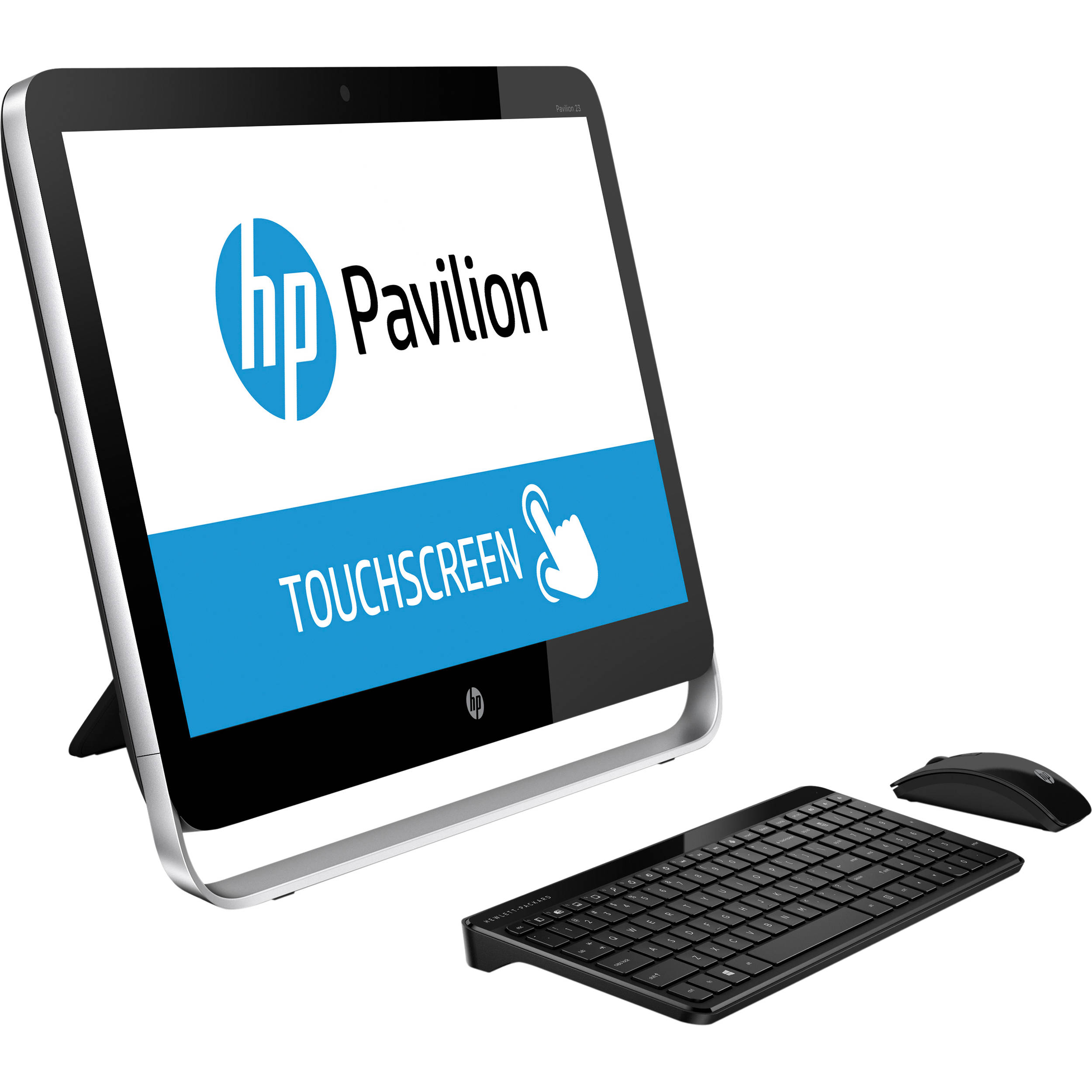 "HP Pavilion All-in-One 23-p110 Touchscreen 23"" Desktop Computer"