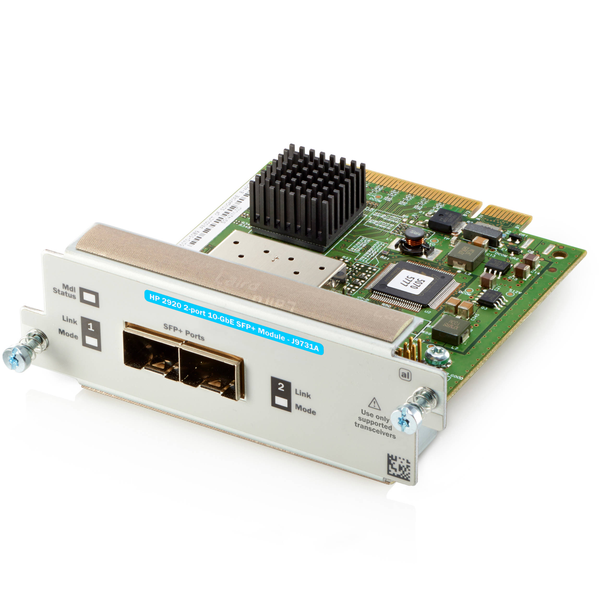 Hp J9731a 2 Port 10gbe Sfp Module For Hp 2920 Switch