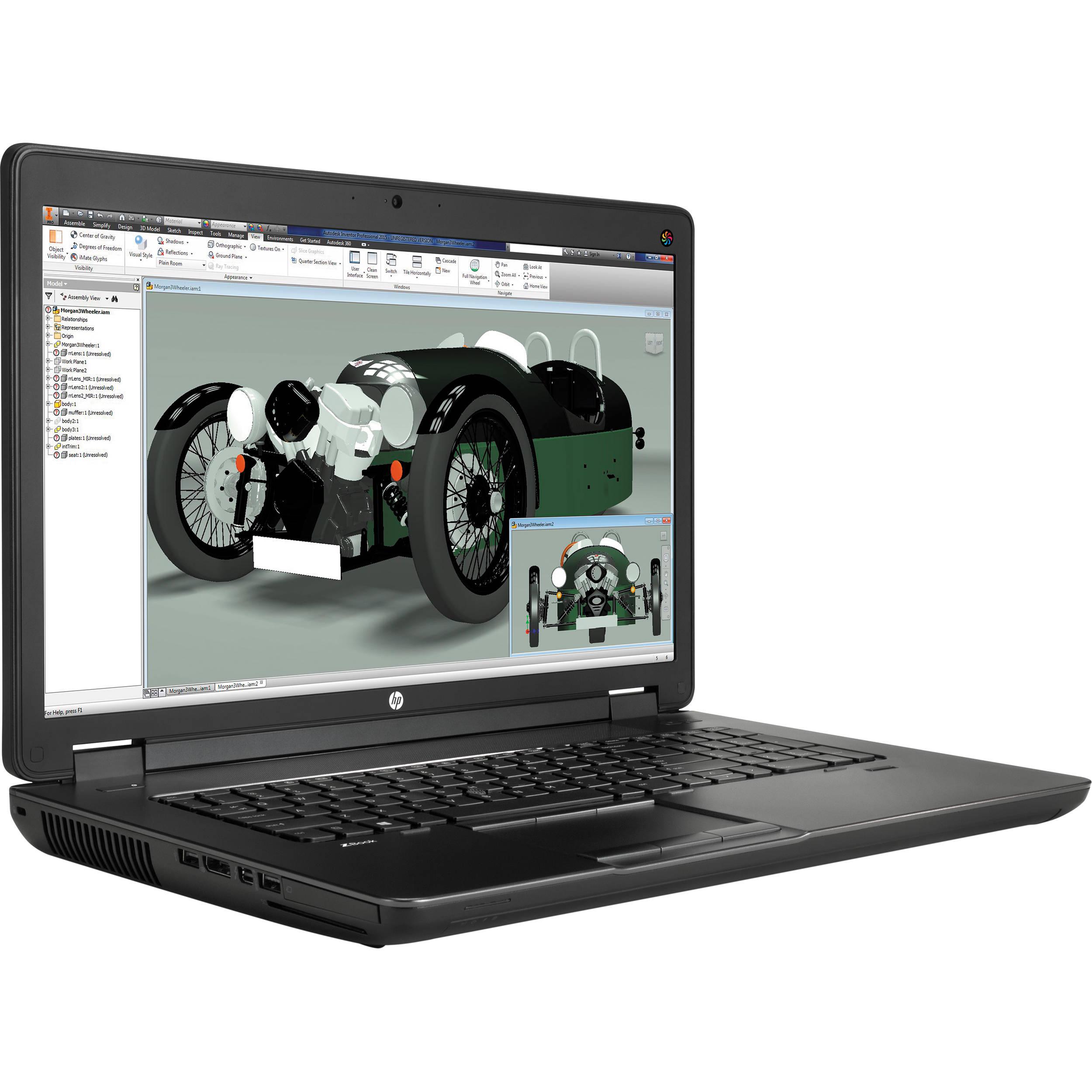 HP ZBook 17 G6 Mobile Workstation (8FP99UT#ABA)