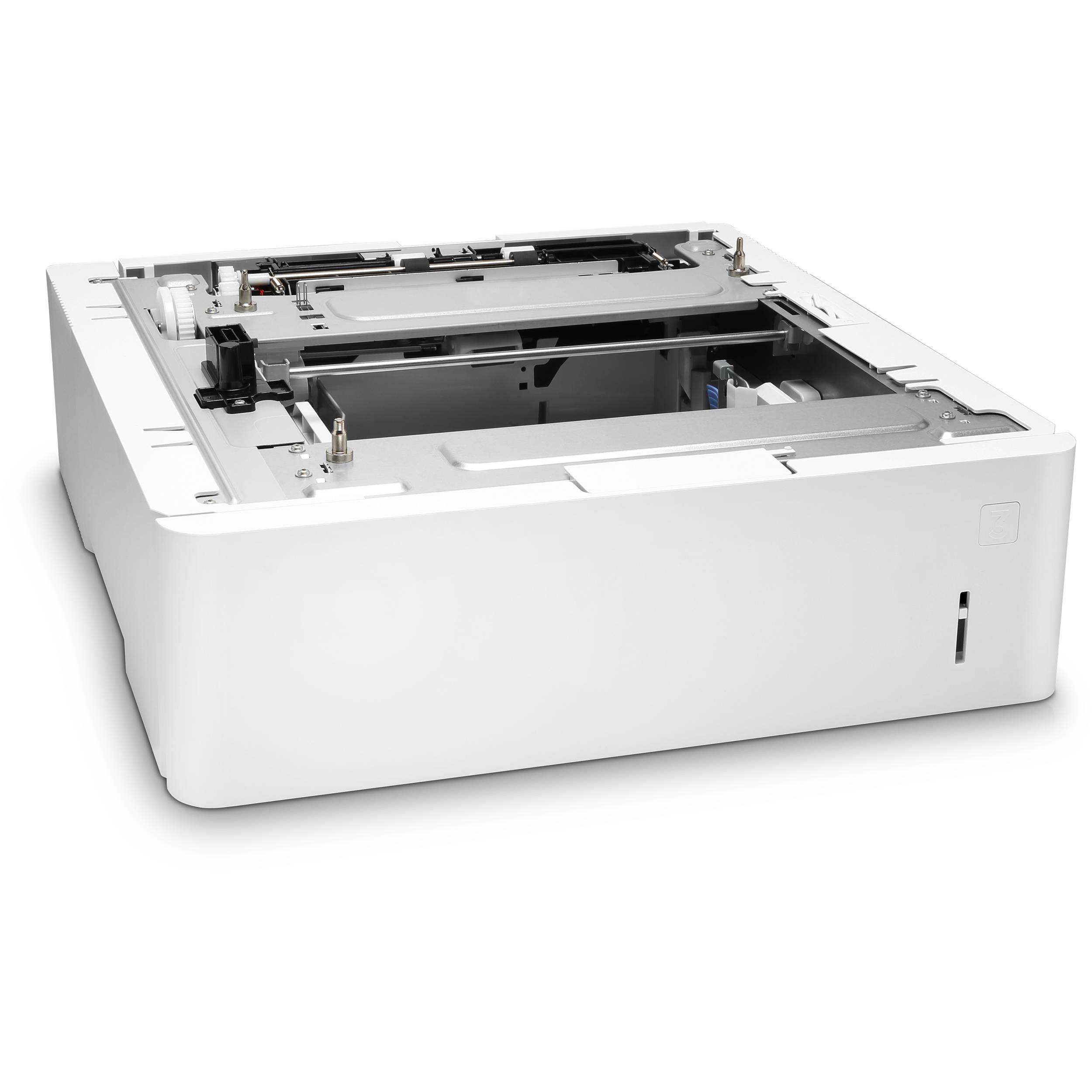 Hp L0h17a Laserjet 550 Sheet Paper Tray L0h17a B Amp H Photo Video