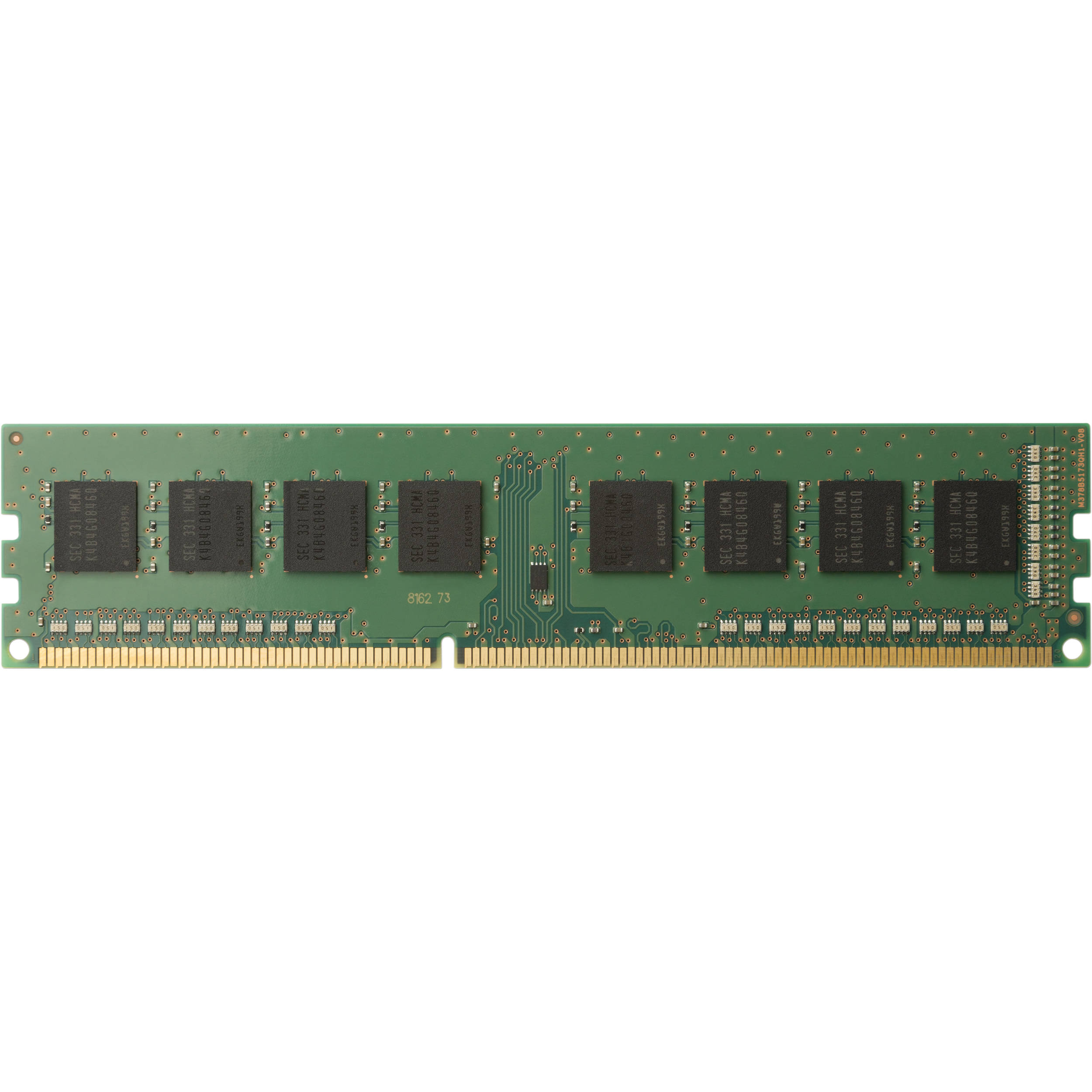 Hp 4gb Ddr4 2133 Mhz Udimm Memory Module T0e50at B H Photo Video