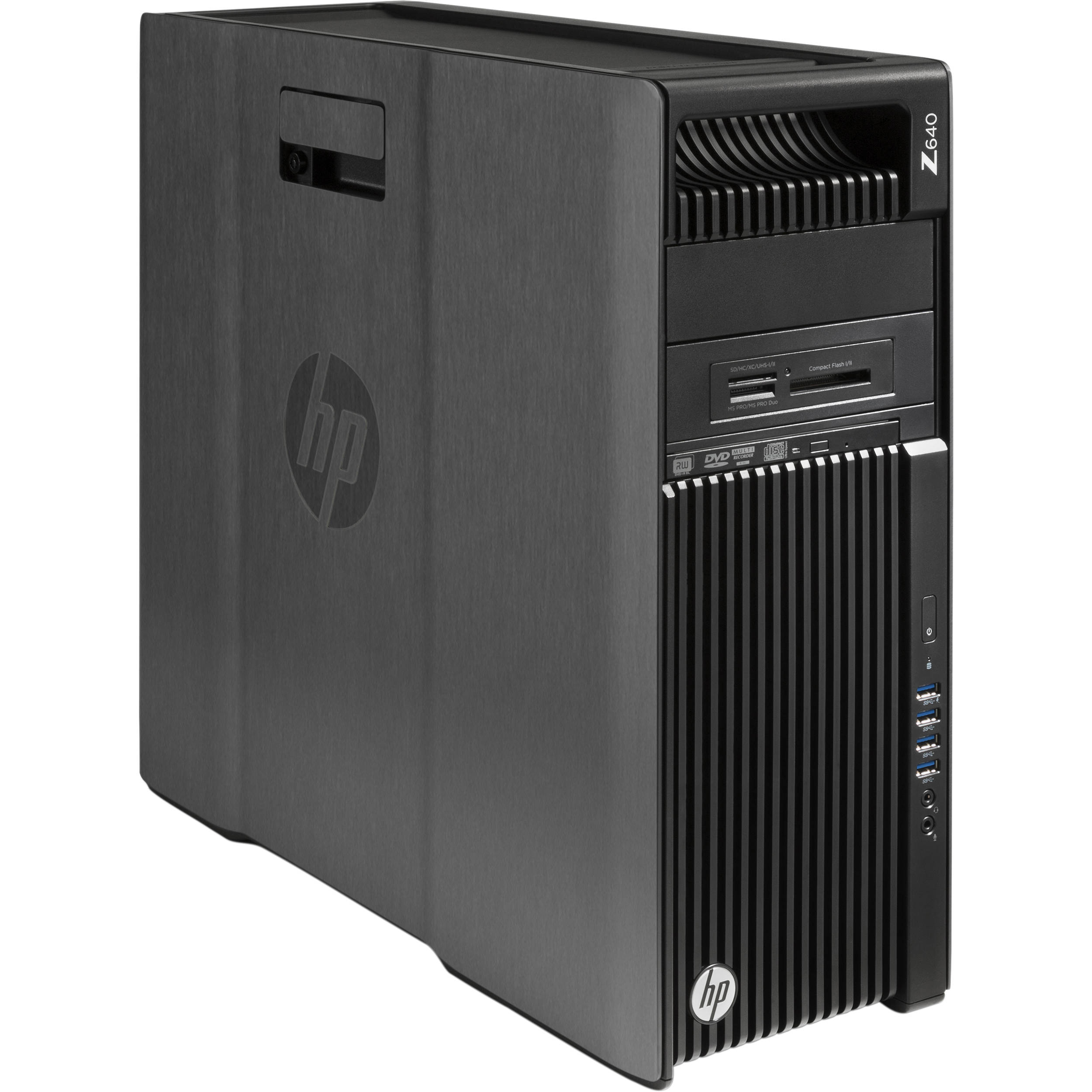 Hp Z640 Rackable Minitower Workstation T4p02ut Aba B Amp H Photo