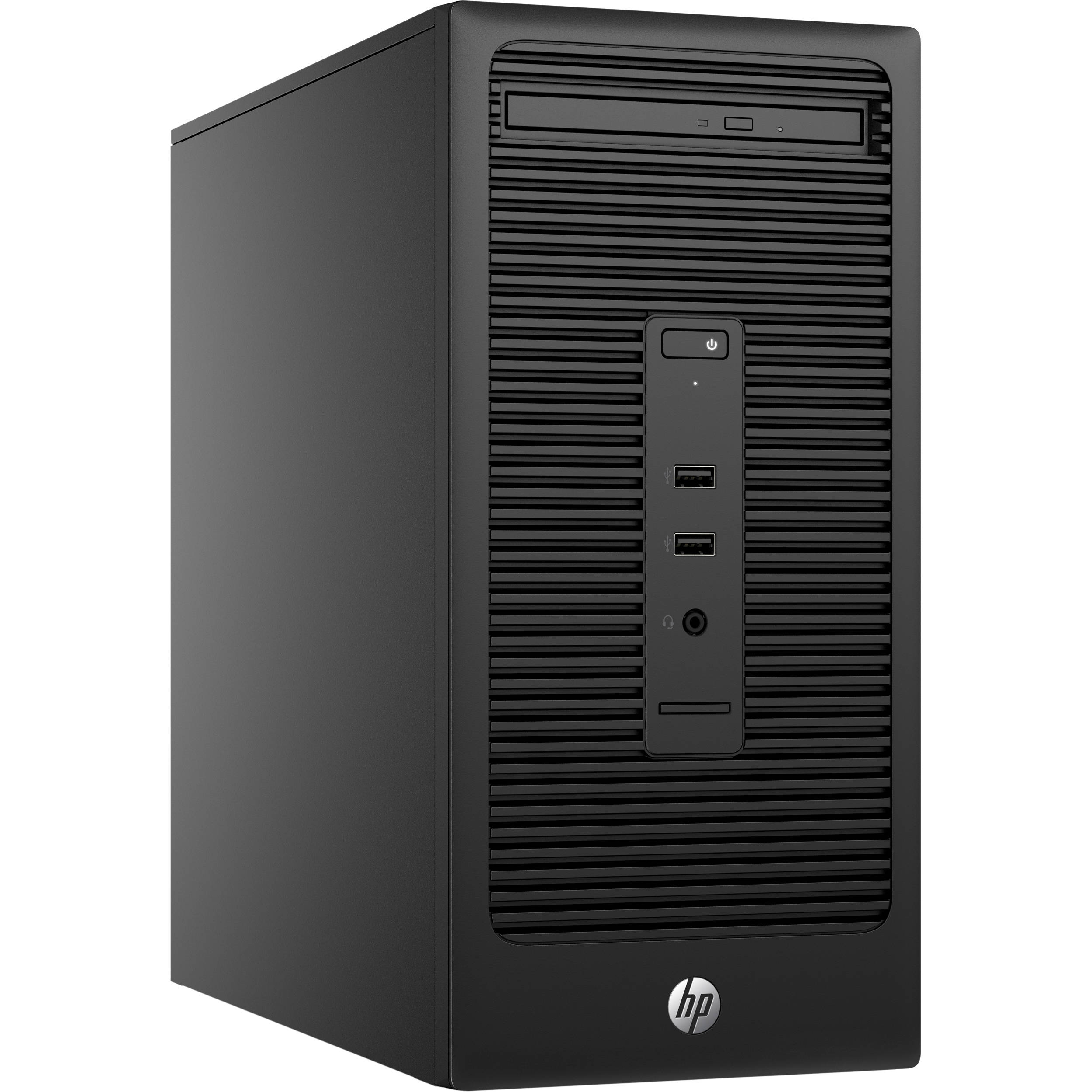 Hp 280 G2 Microtower Desktop Computer T6w22ut Aba B Amp H Photo