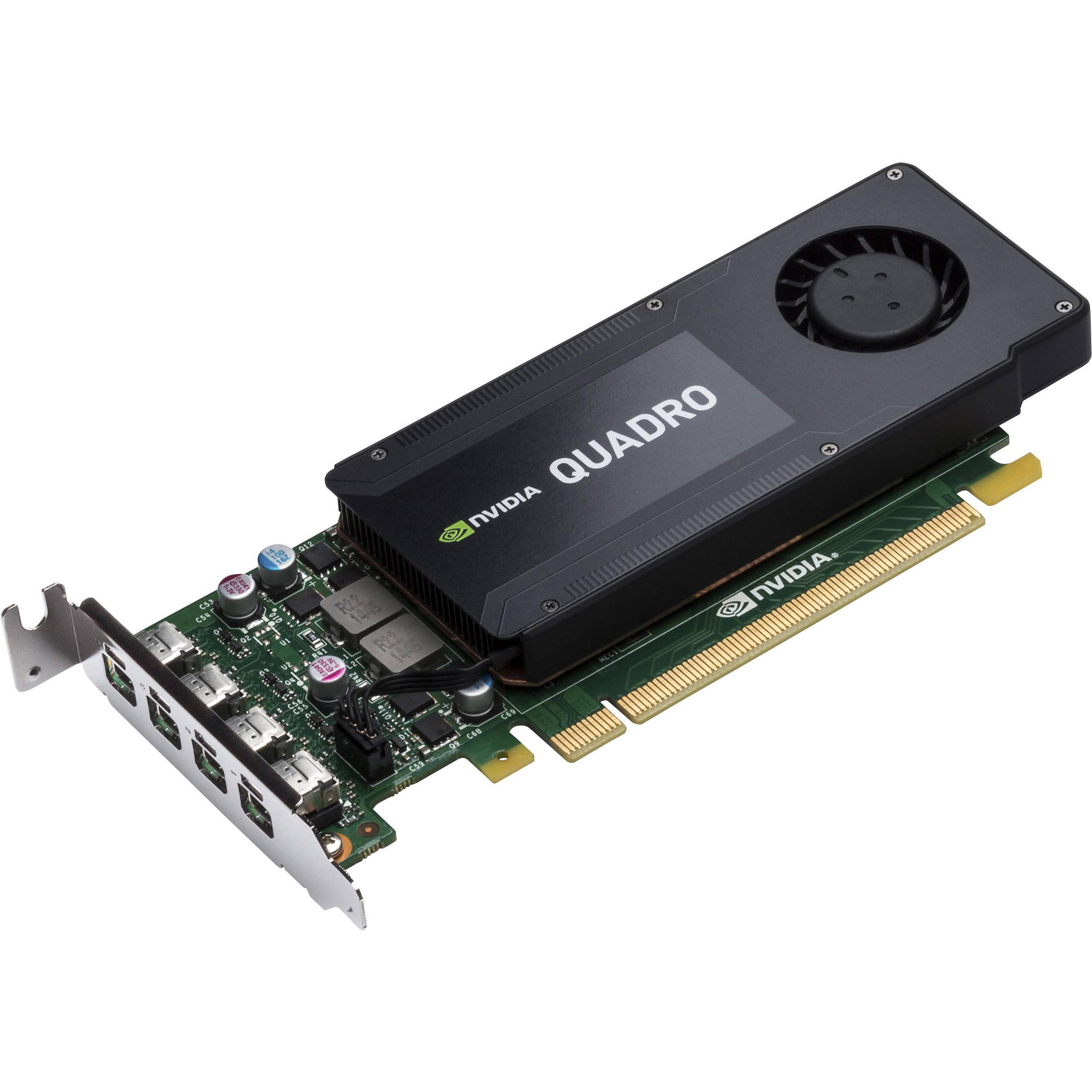 Quadro K1200 DP