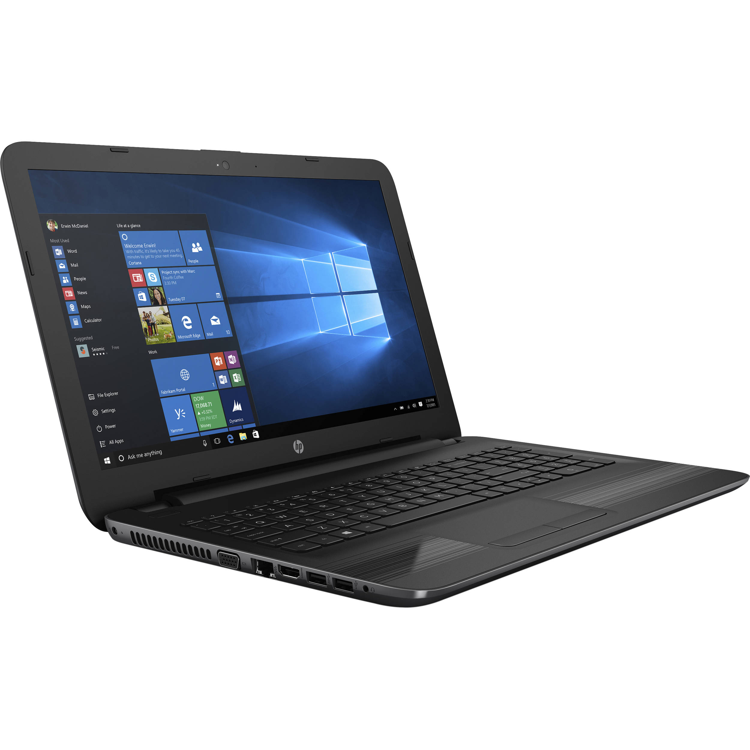Hp notebook x64-based pc - Hp 15 6 250 G5 Series Notebook