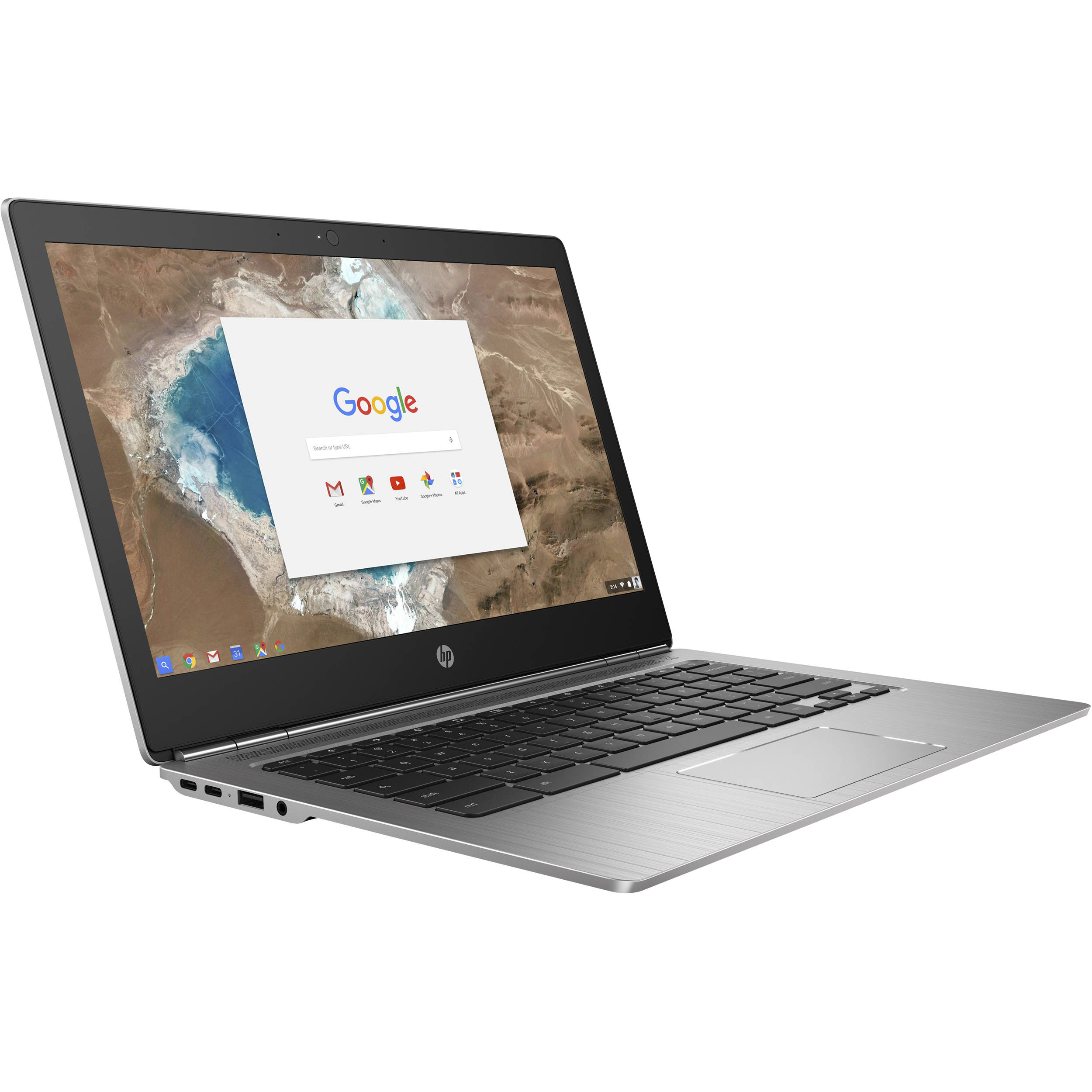 HP 133 32GB Chromebook 13 G1 W0S99UTABA BH Photo Video - Us Maps Tools For Chrome Os