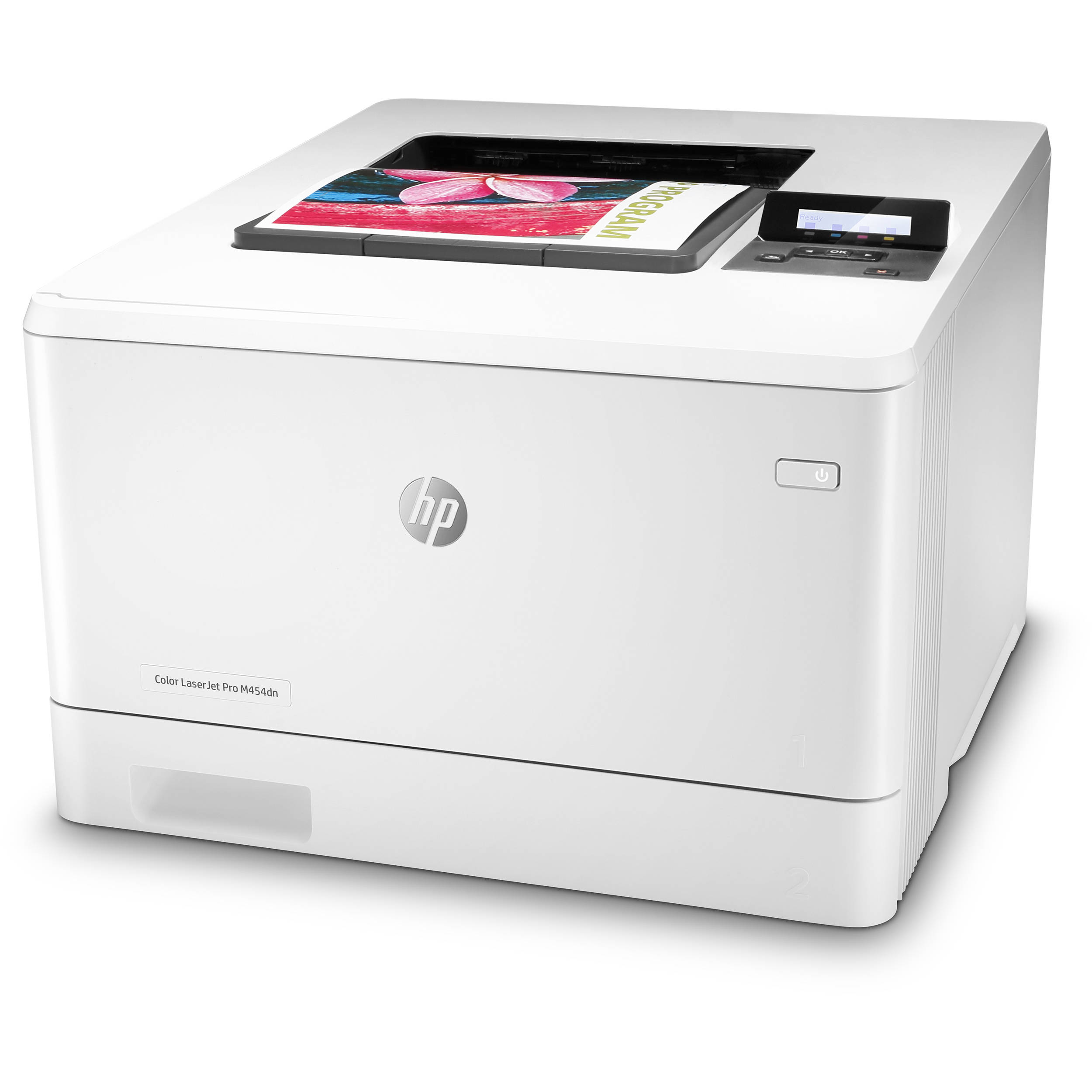 HP Color LaserJet Pro M454dn W1Y44A#BGJ B&H Photo Video