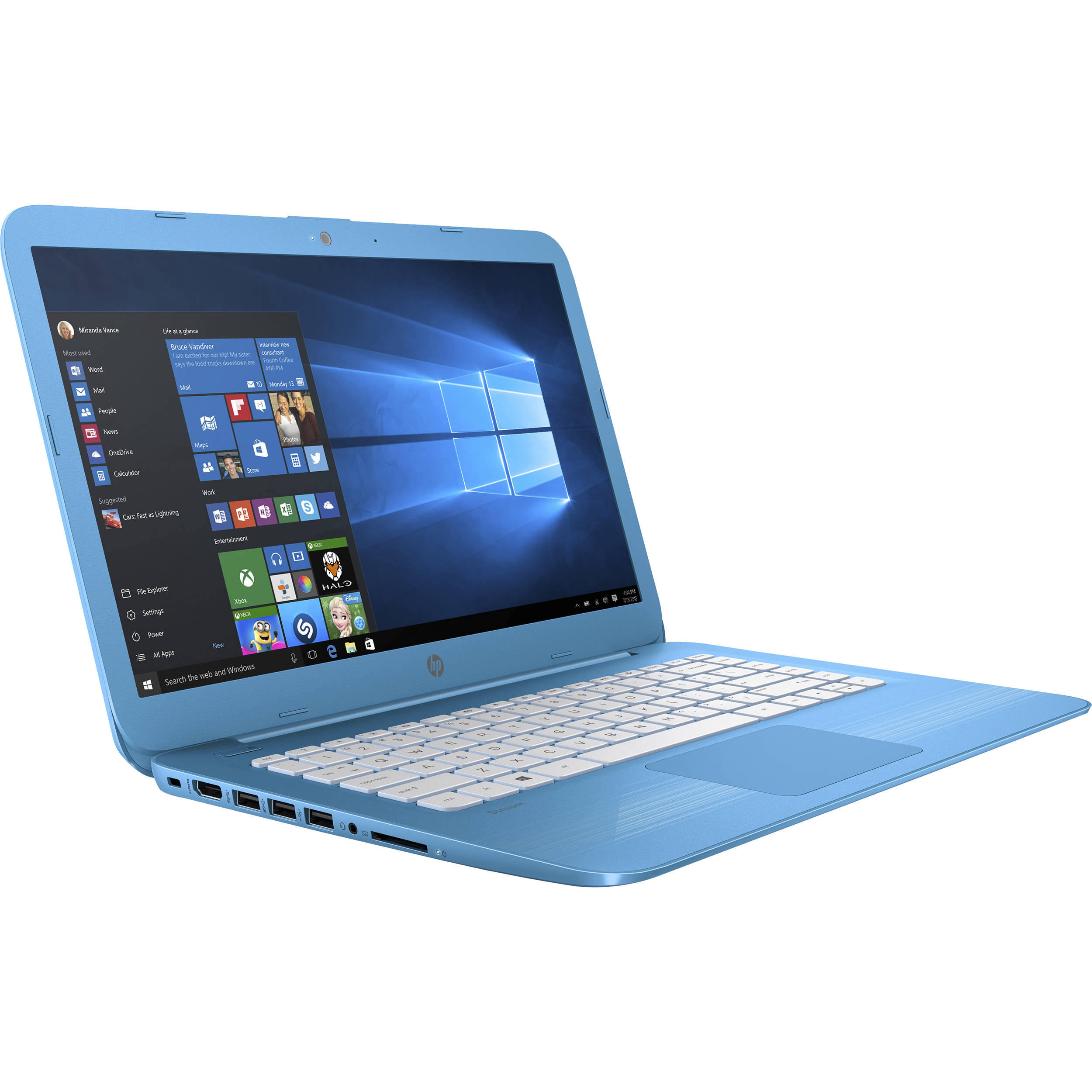 Hp notebook quickdock review - Hp 14 Stream 14 Ax010nr Notebook Aqua