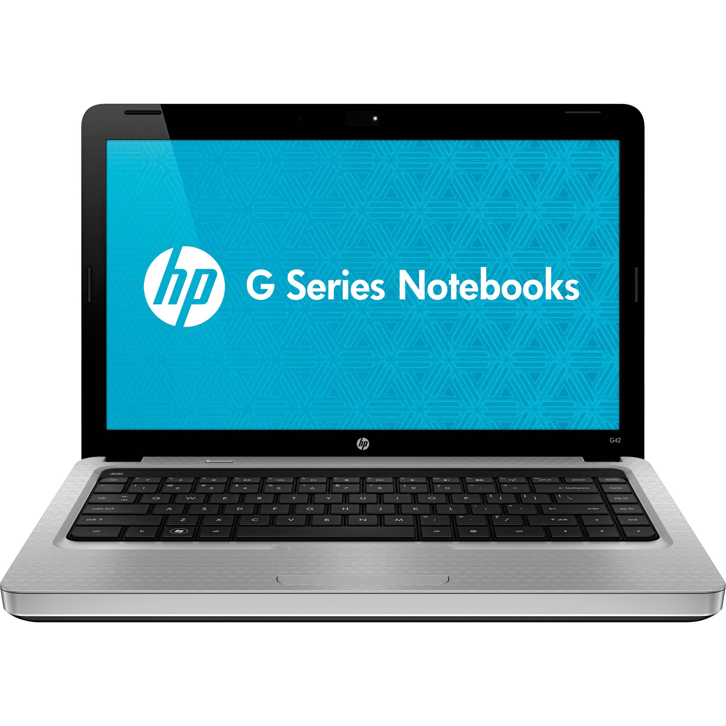 HP G42-230US Notebook Windows 7 64-BIT