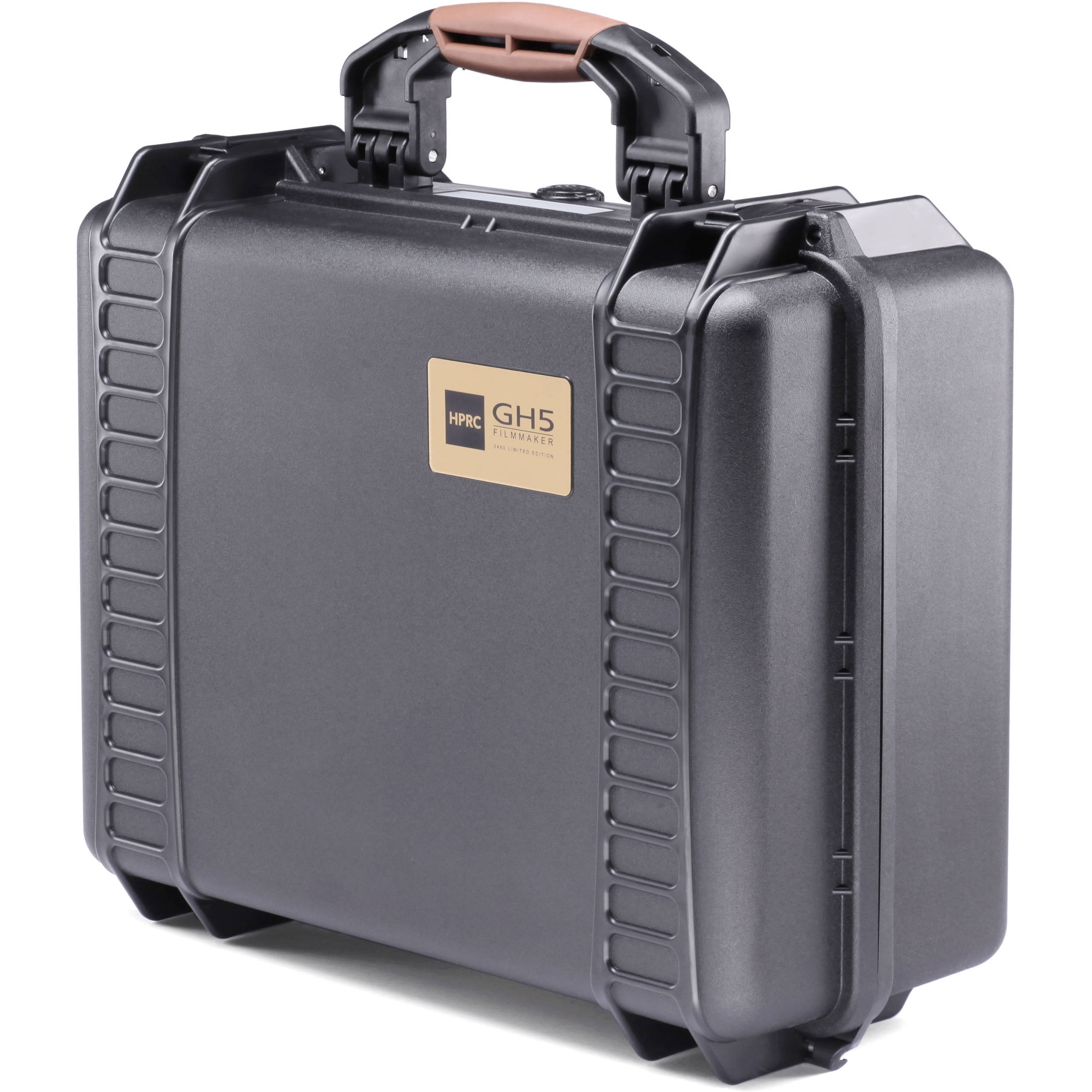 HPRC 2460 Hard Case for Panasonic Lumix GH5 (Black, Foam)