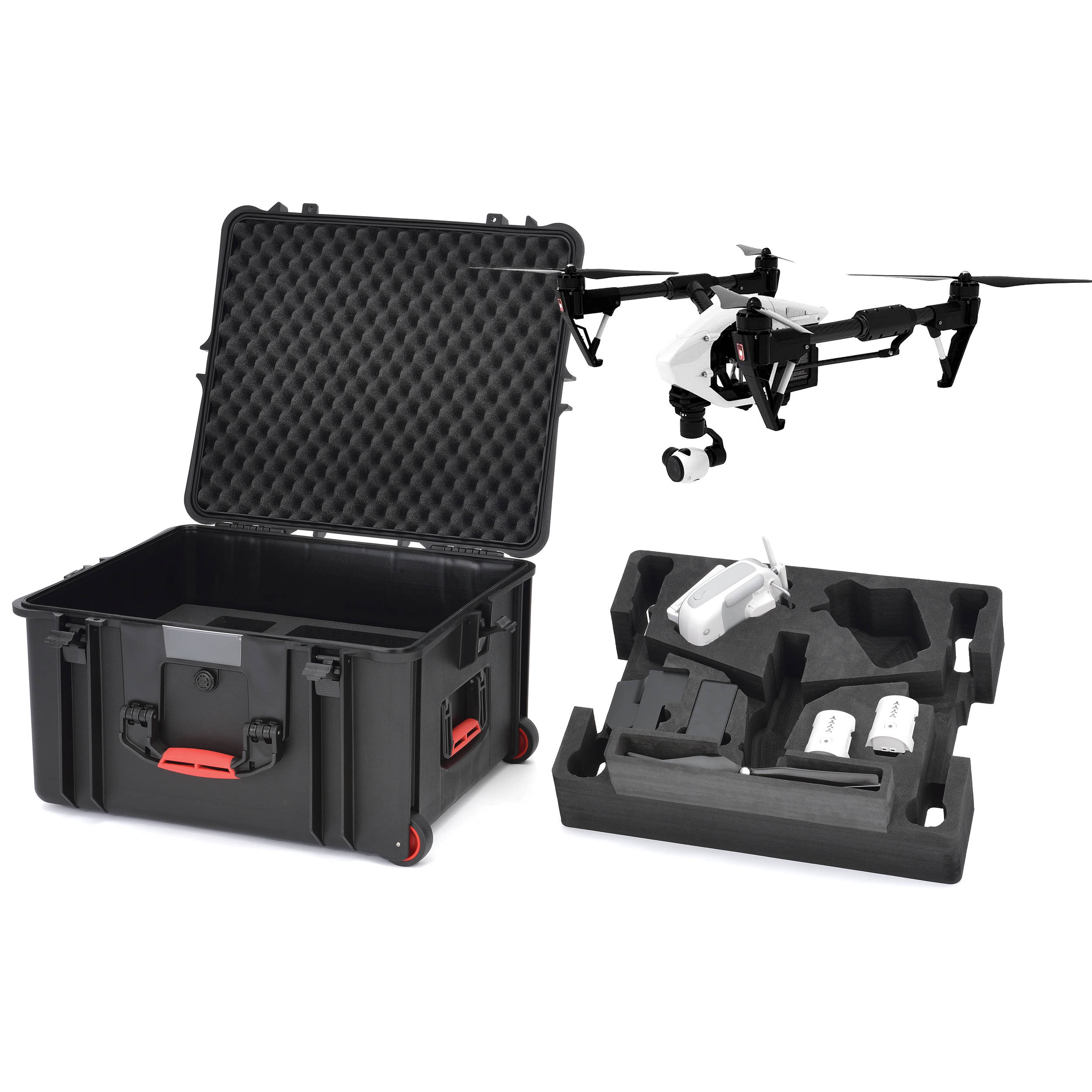 Dji Inspire 1 Raw Made For Professionals Uav Systems International Battery Balancer Lipo Helipal Case