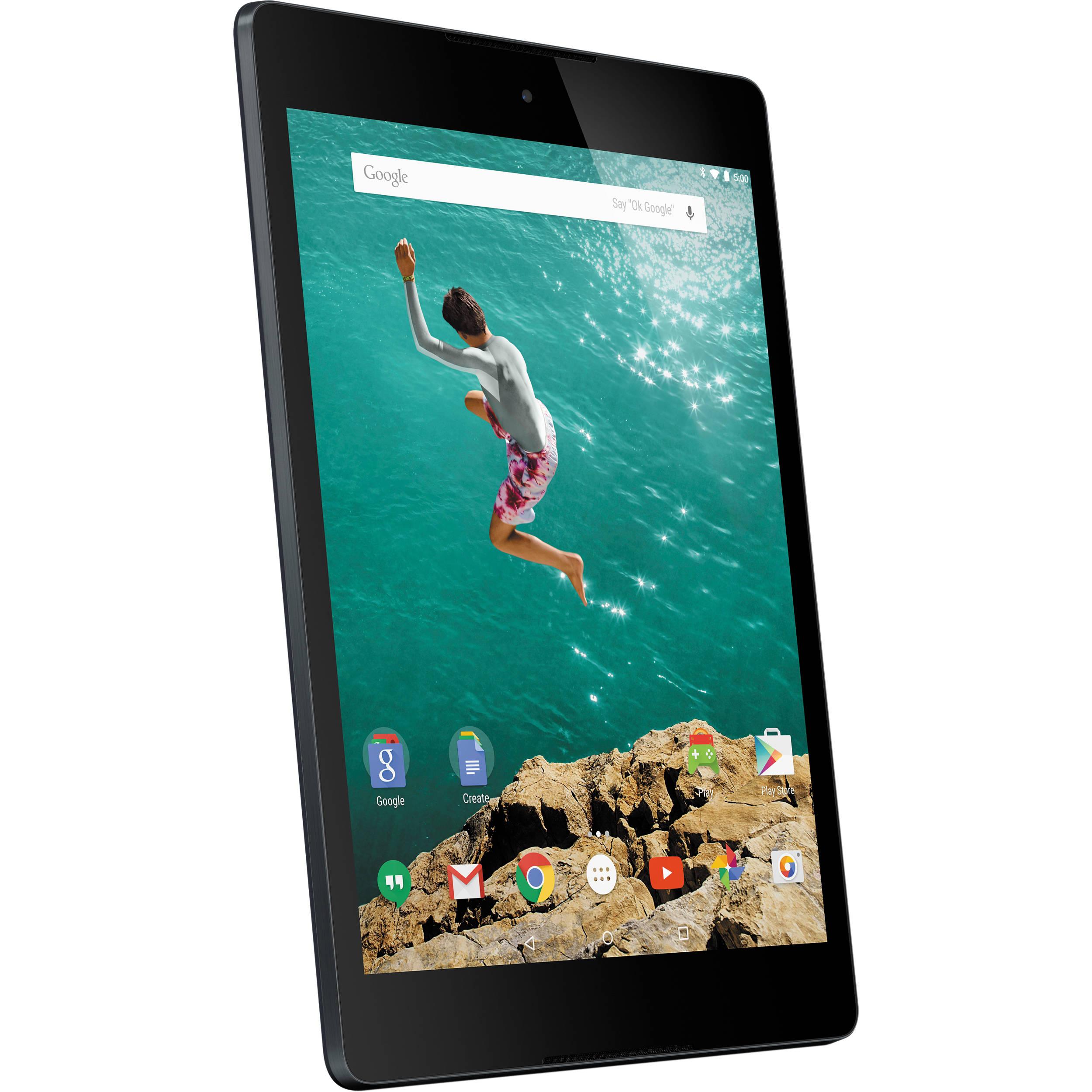 HTC 32GB Google Nexus 9 Tablet 99HZJ002-00 B&H Photo Video