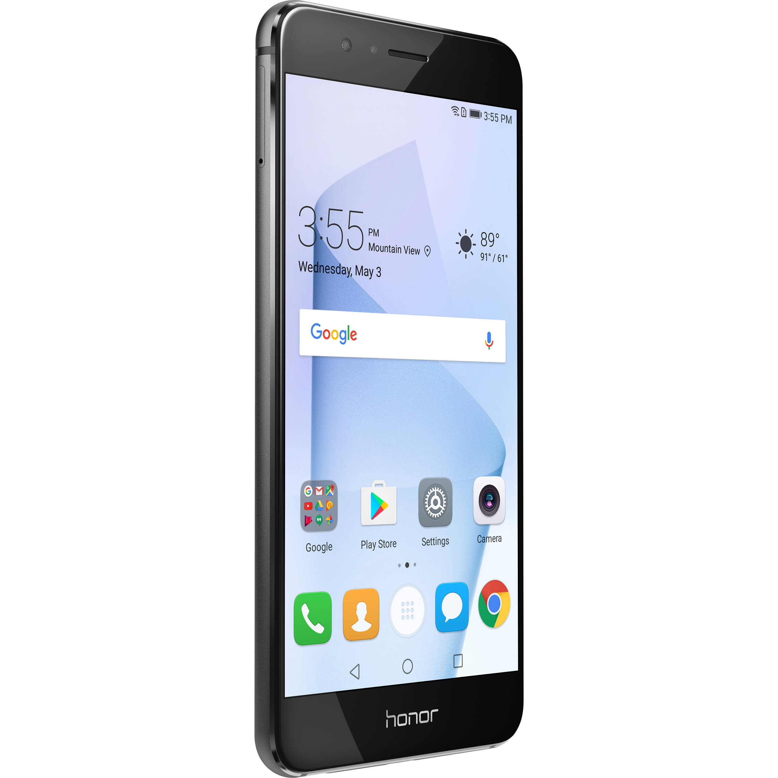 huawei 8 honor. huawei honor 8 32gb smartphone (unlocked, midnight black) )