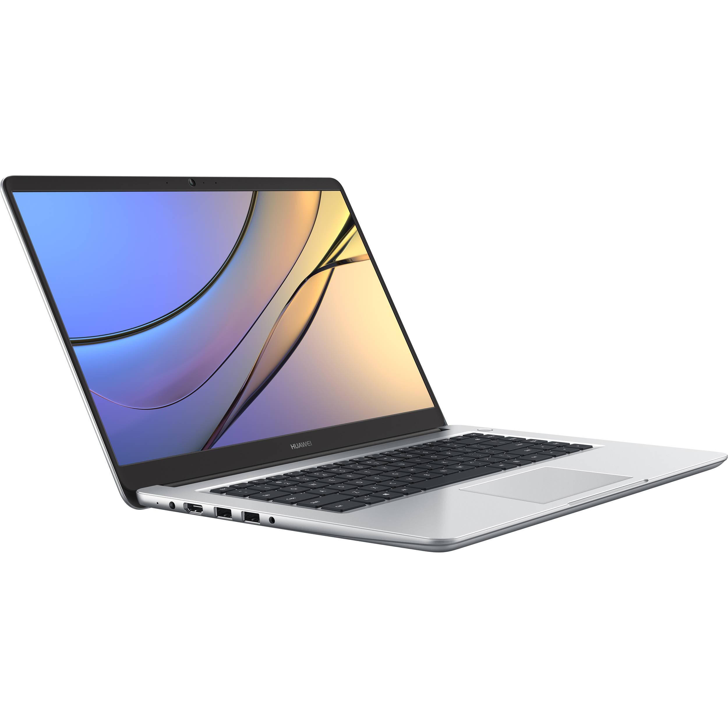 Huawei 15 6 Matebook D Laptop 53010bla B H Photo Video