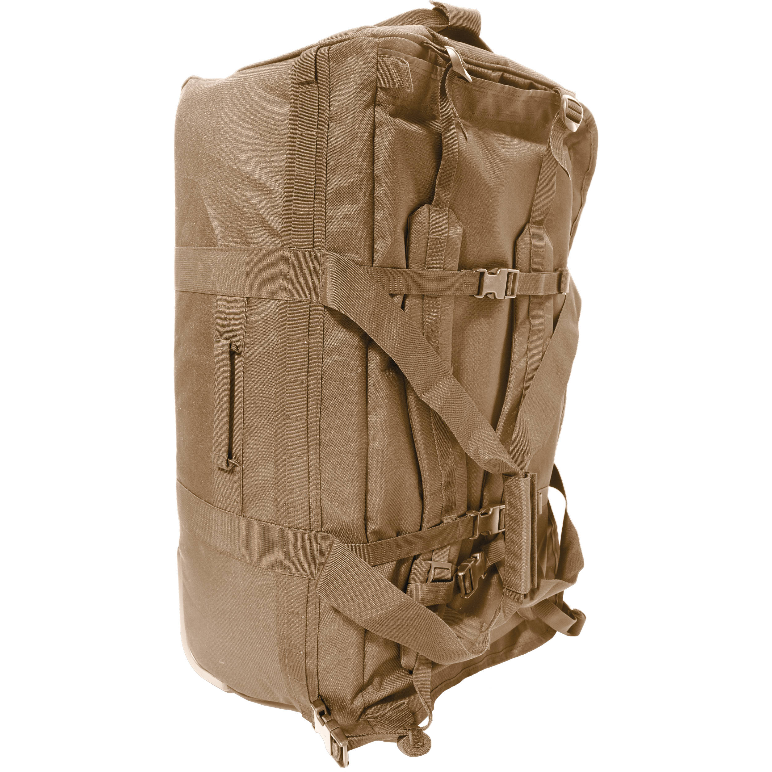 Humvee Roller Deployment Bag Tan