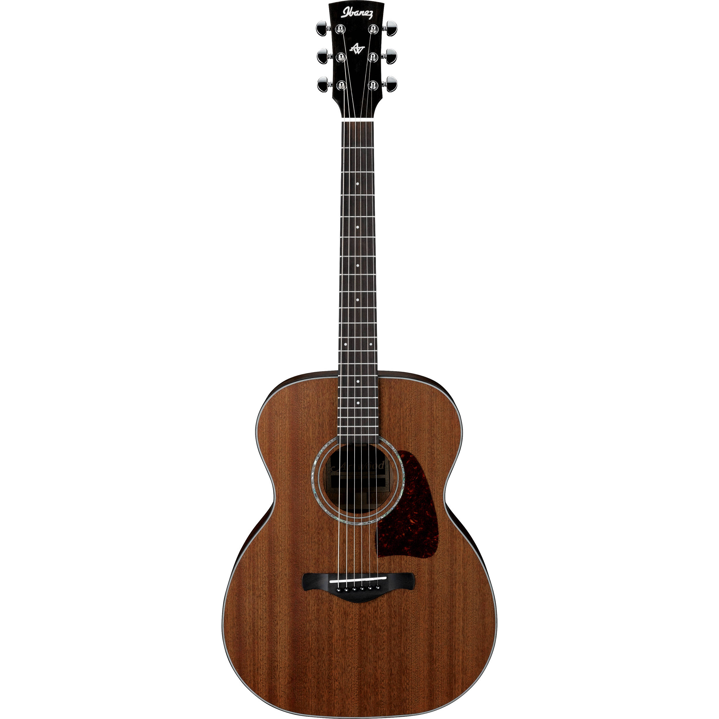ibanez ac240 artwood series acoustic guitar ac240opn b h photo. Black Bedroom Furniture Sets. Home Design Ideas