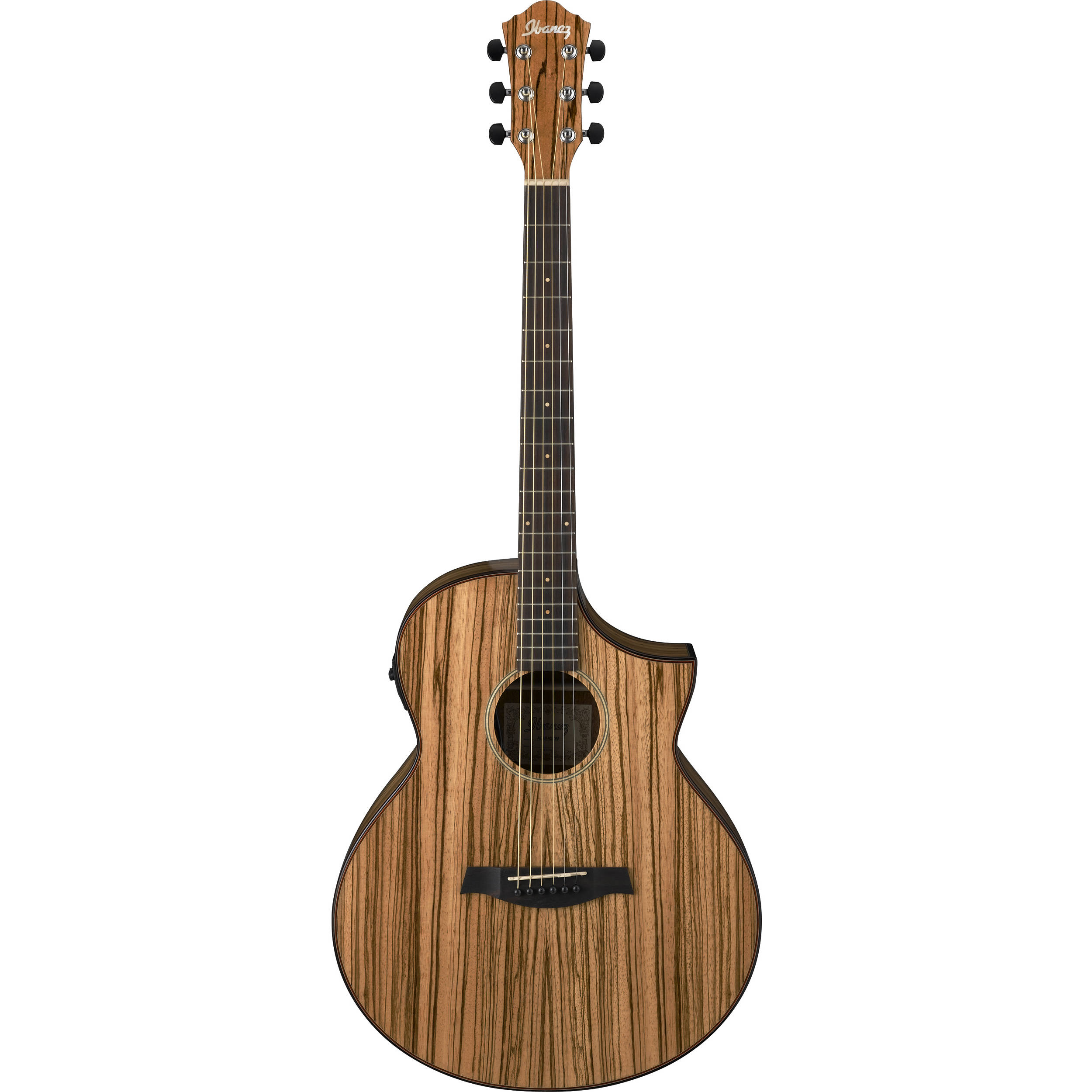 ibanez aew40zwnt exotic wood series acoustic electric aew40zwnt. Black Bedroom Furniture Sets. Home Design Ideas
