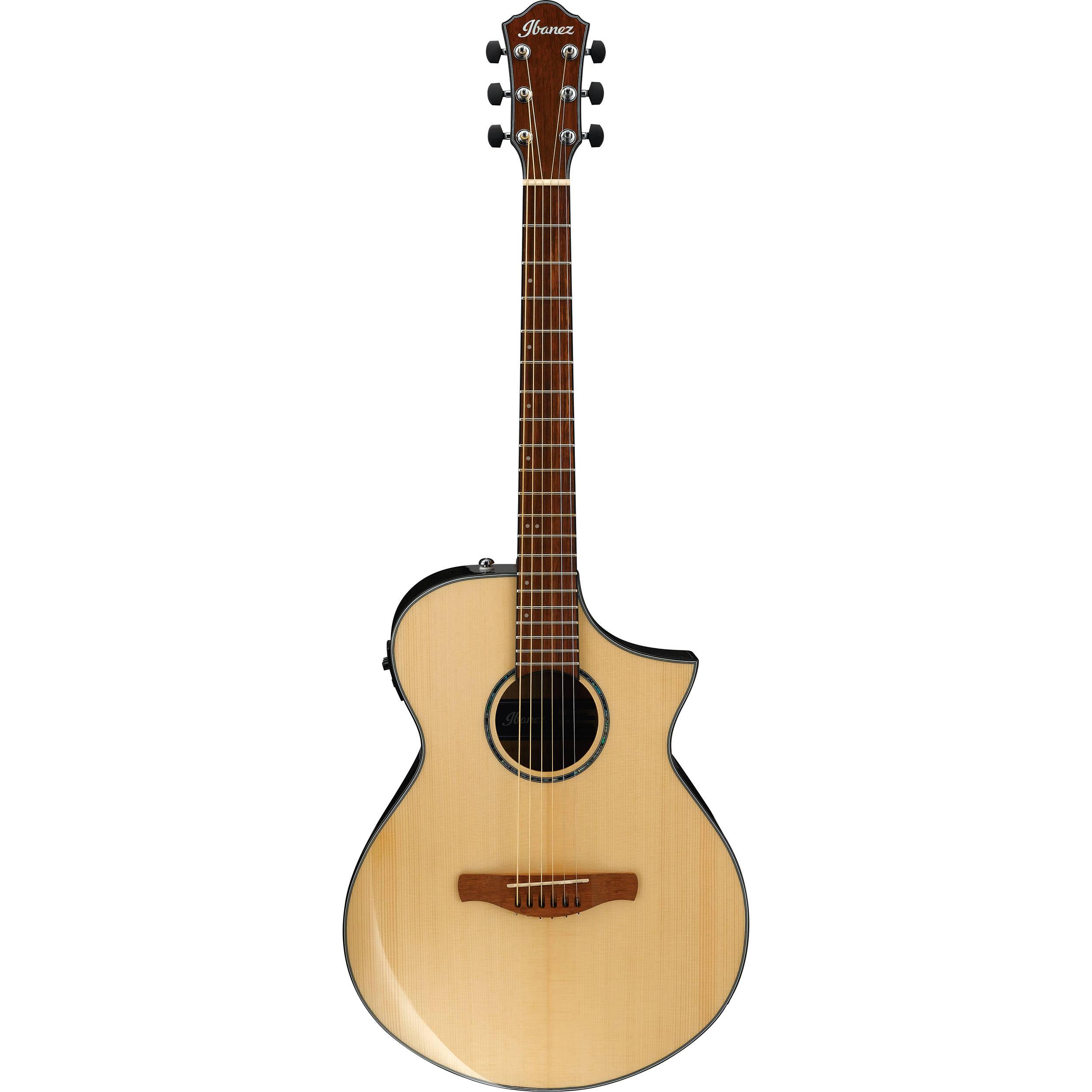 ibanez aewc300 aew series acoustic electric guitar aewc300nt b h. Black Bedroom Furniture Sets. Home Design Ideas