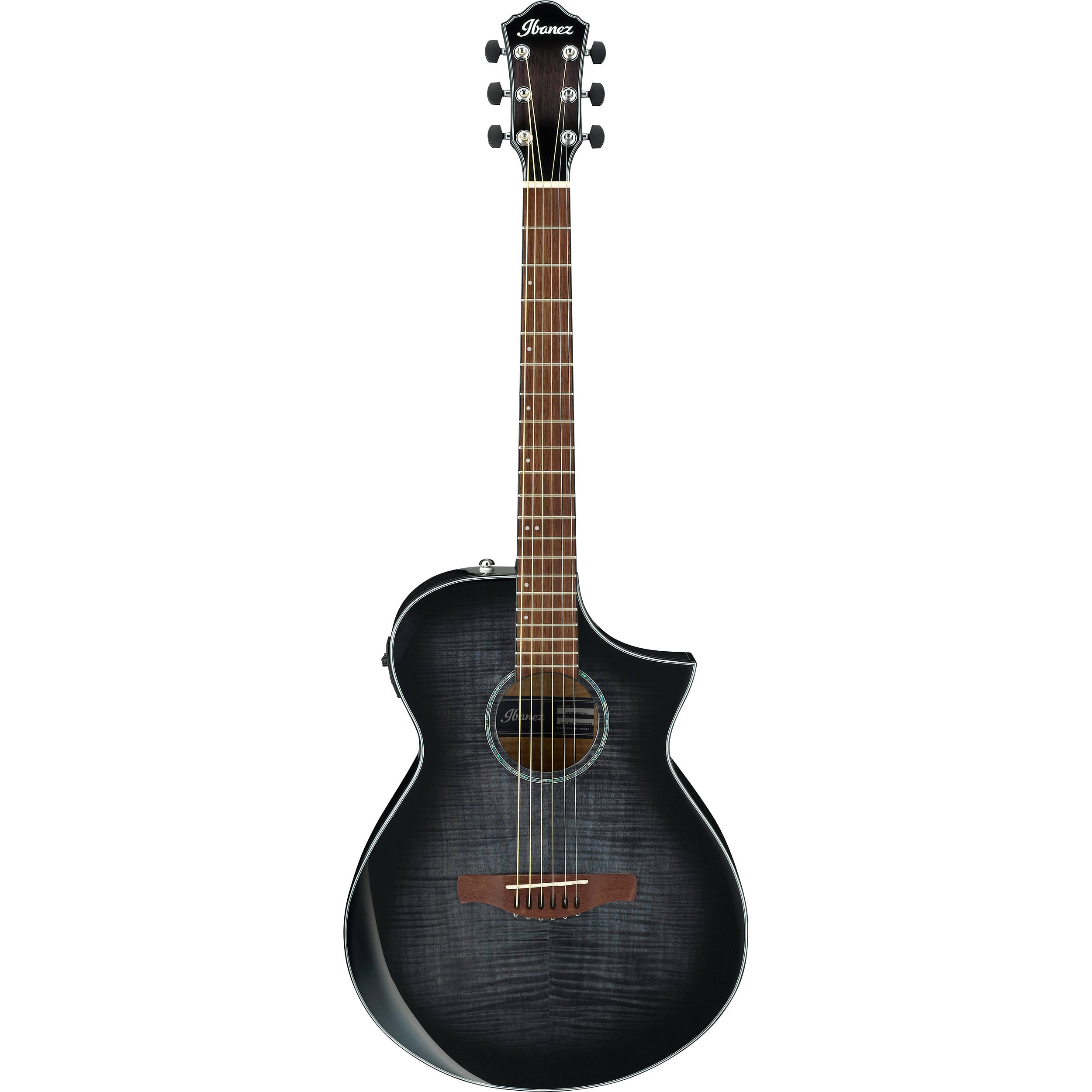 ibanez aewc400 aew series acoustic electric guitar aewc400tks. Black Bedroom Furniture Sets. Home Design Ideas