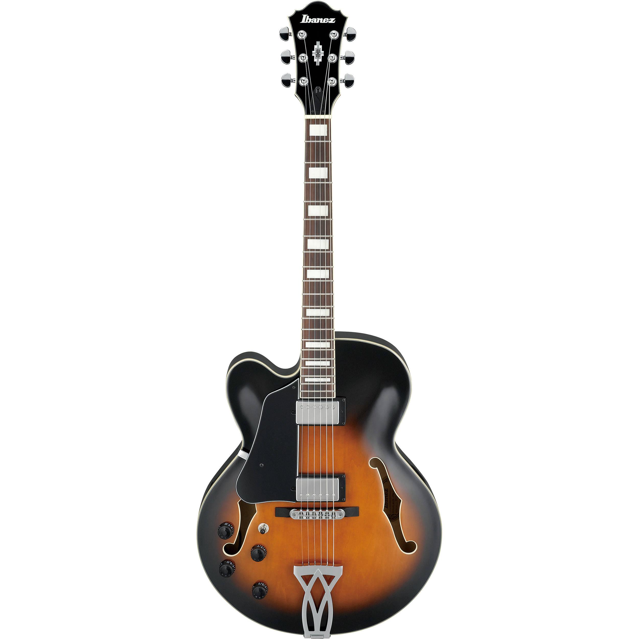 ibanez af75l artcore series hollow body electric guitar af75lvsb. Black Bedroom Furniture Sets. Home Design Ideas