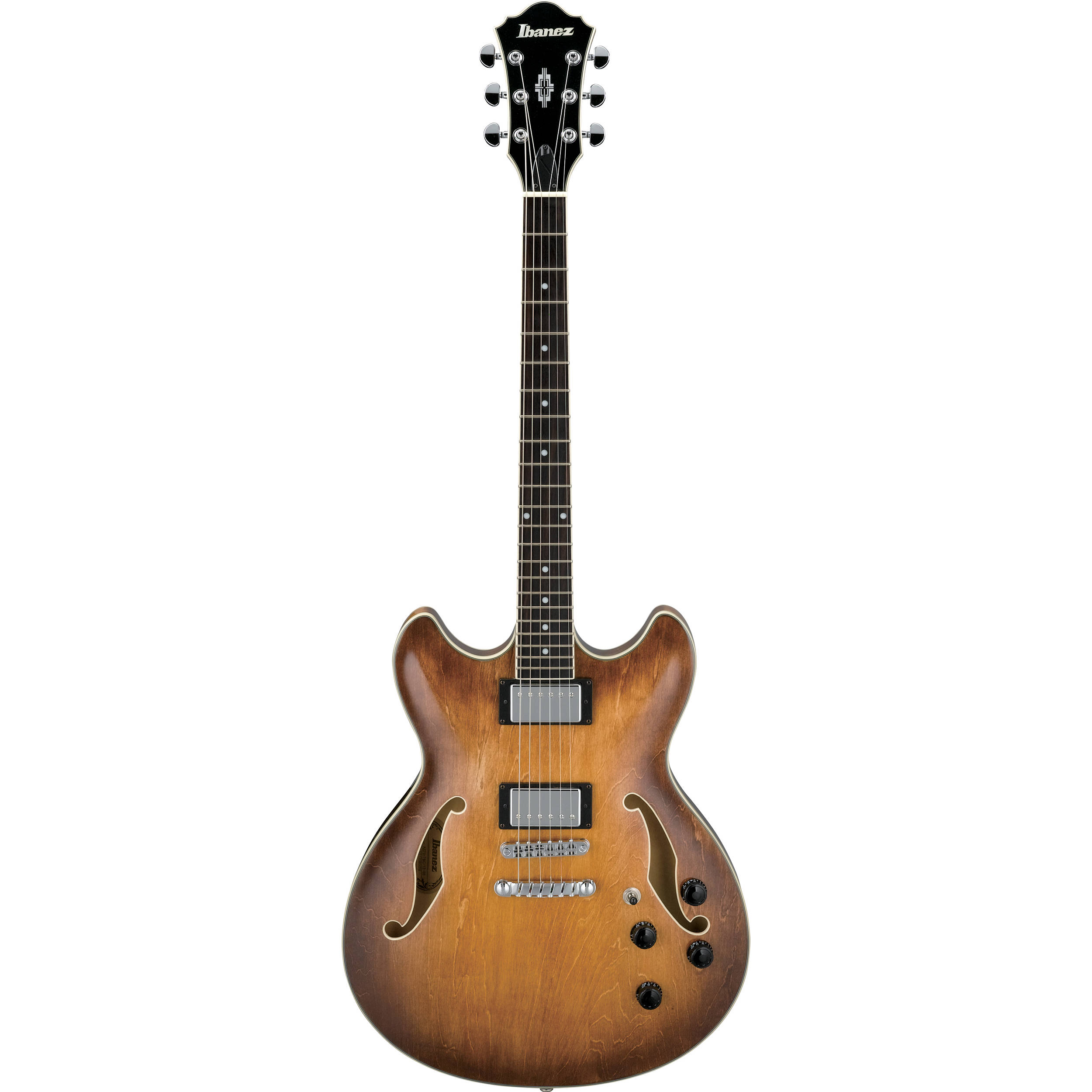 ibanez as73 artcore series hollow body electric guitar as73tbc. Black Bedroom Furniture Sets. Home Design Ideas