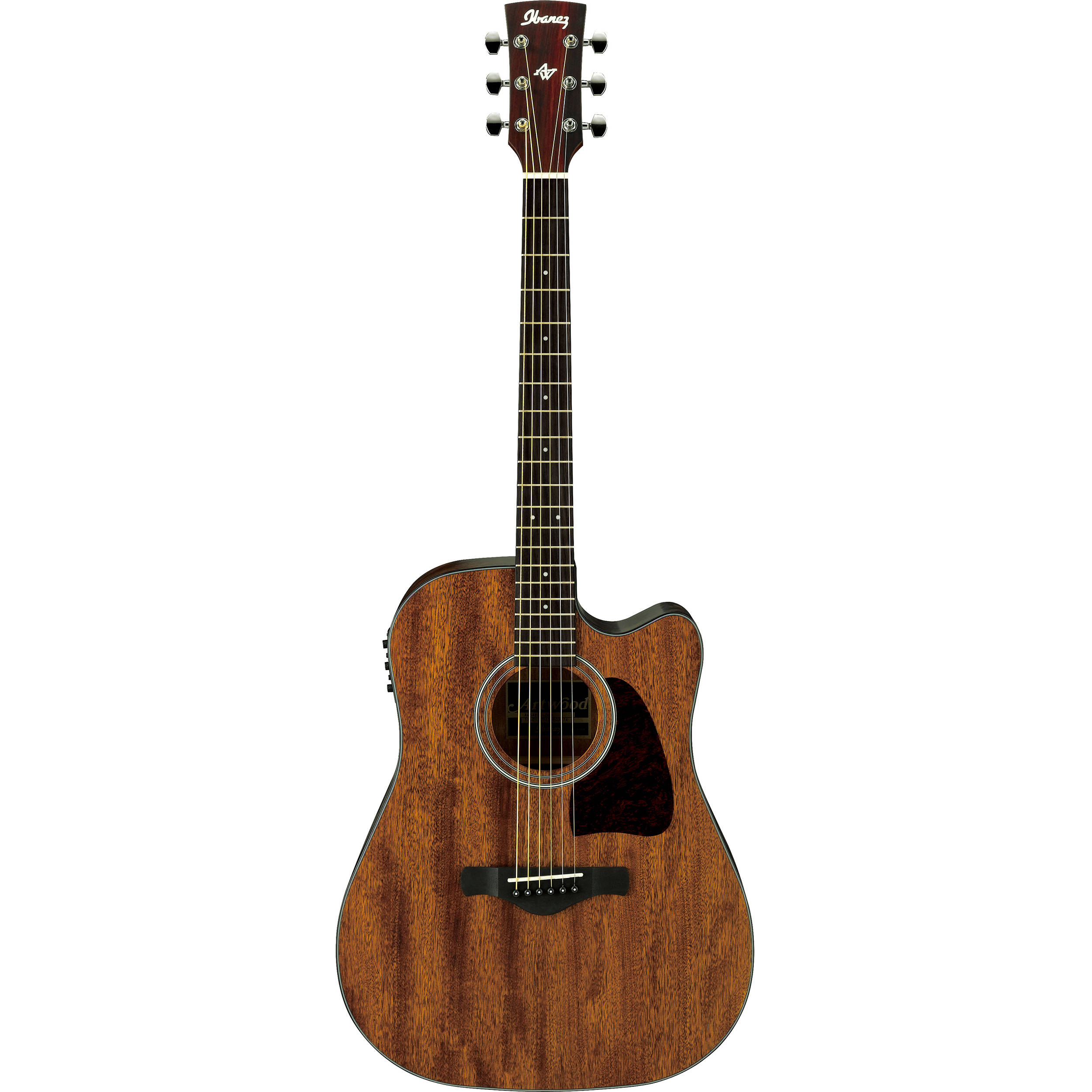 ibanez aw54ce artwood series acoustic electric guitar aw54ceopn. Black Bedroom Furniture Sets. Home Design Ideas