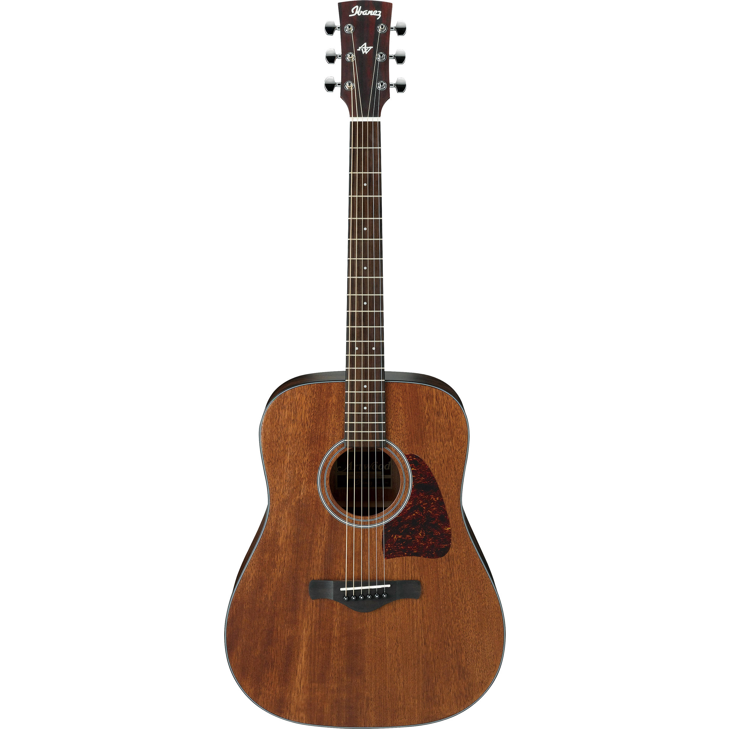 ibanez aw54 artwood series acoustic guitar aw54opn b h photo. Black Bedroom Furniture Sets. Home Design Ideas
