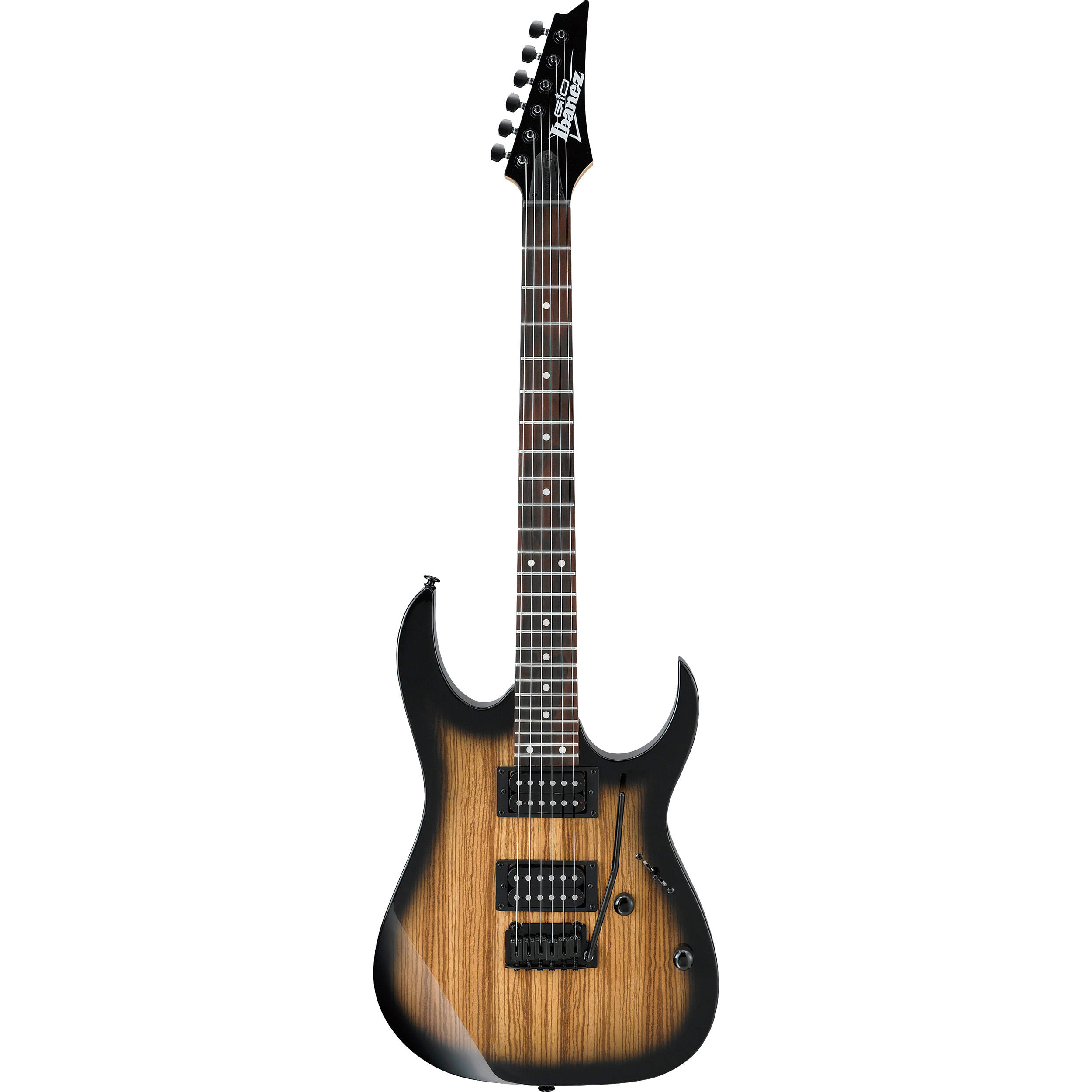 ibanez grg120zw gio series electric guitar grg120zwngt b h photo. Black Bedroom Furniture Sets. Home Design Ideas