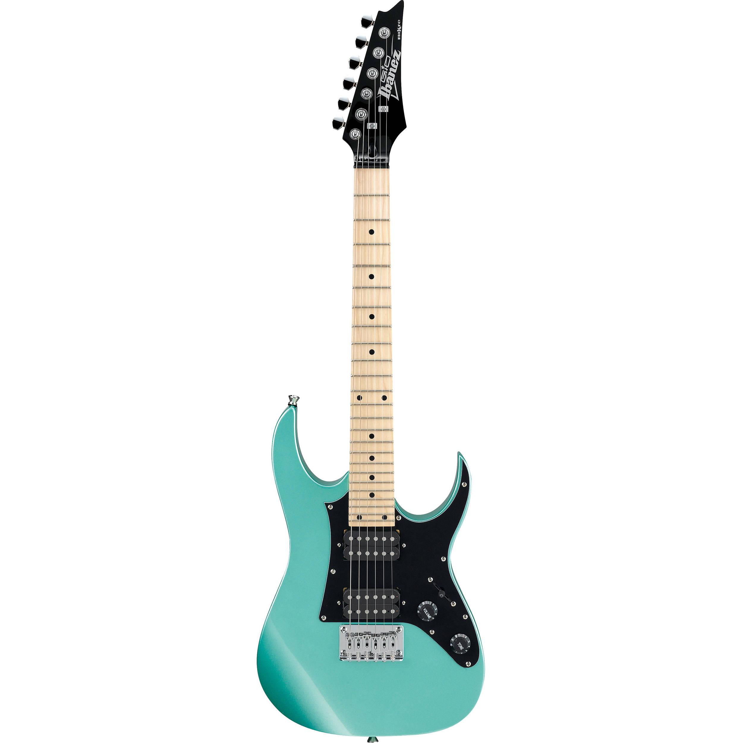 Ibanez Grgm21m Mikro Series Electric Guitar Grgm21mmgn B H Photo