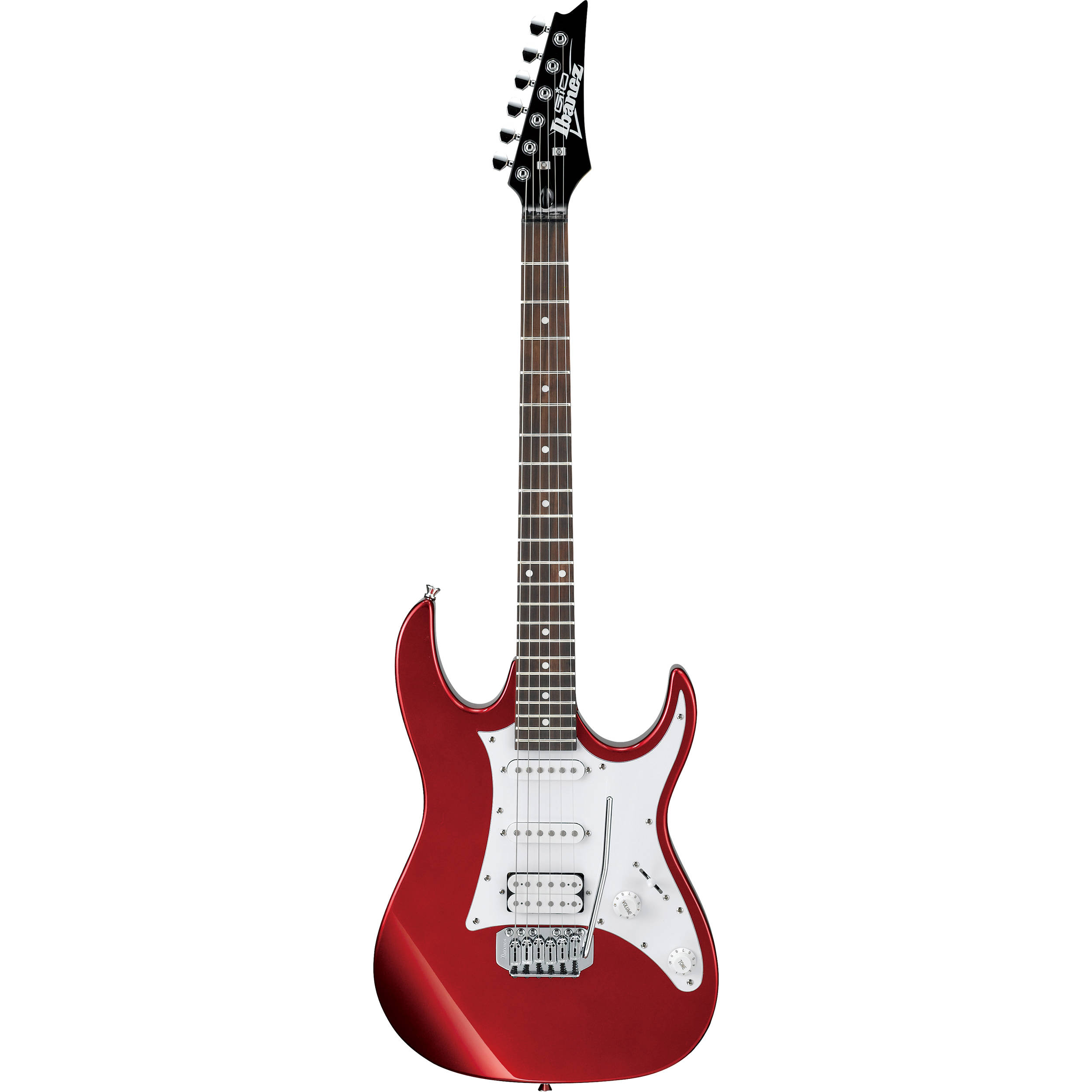 ibanez grx40z gio series electric guitar candy apple grx40zca. Black Bedroom Furniture Sets. Home Design Ideas
