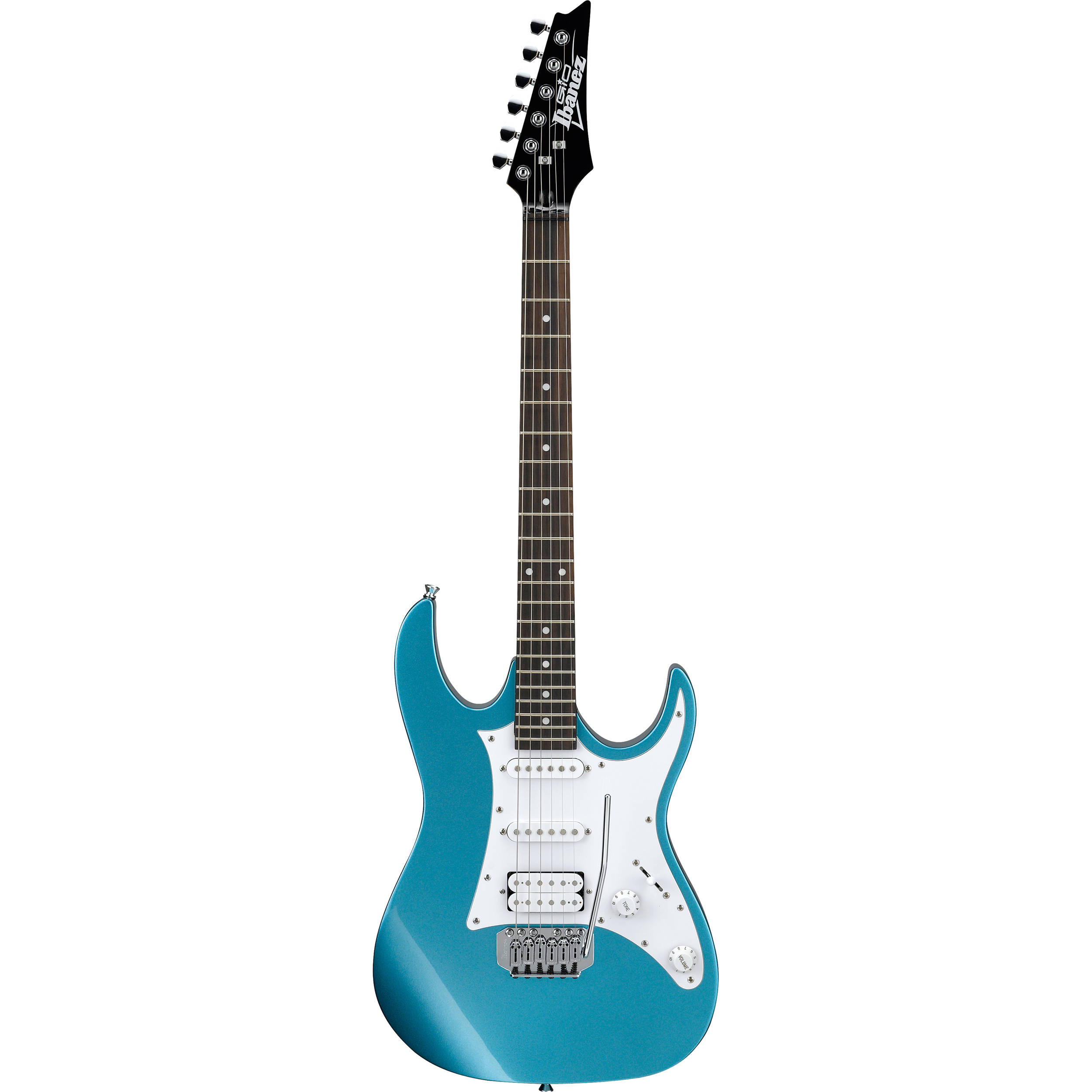 ibanez grx40z gio series electric guitar grx40zmlb b h photo. Black Bedroom Furniture Sets. Home Design Ideas