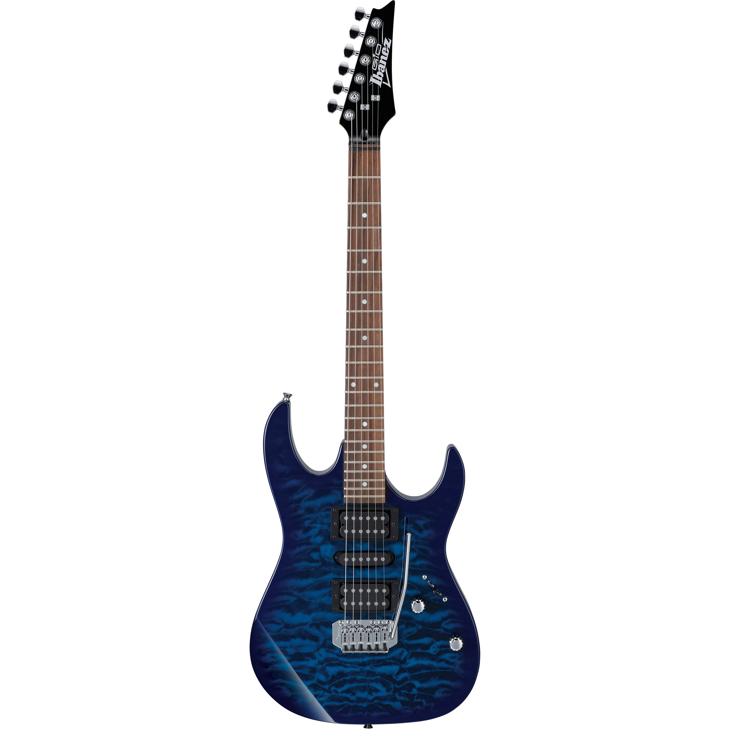guitar humbucker coax wiring diagrams best wiring libraryibanez grx70qa gio series electric guitar (transparent blue burst)