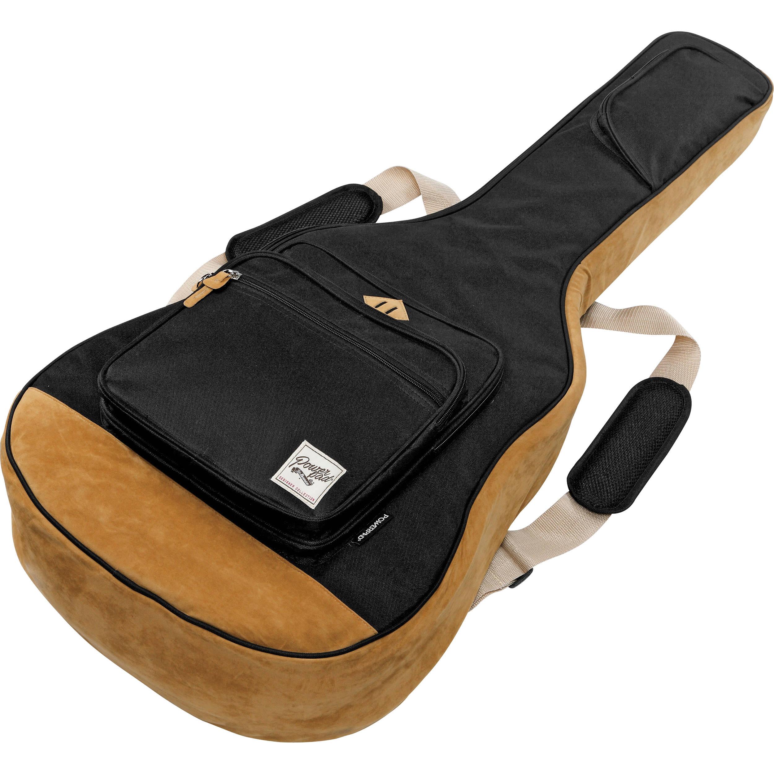 Ibanez Iab541 Bk Pad Gig Bag For Acoustic Guitars Black