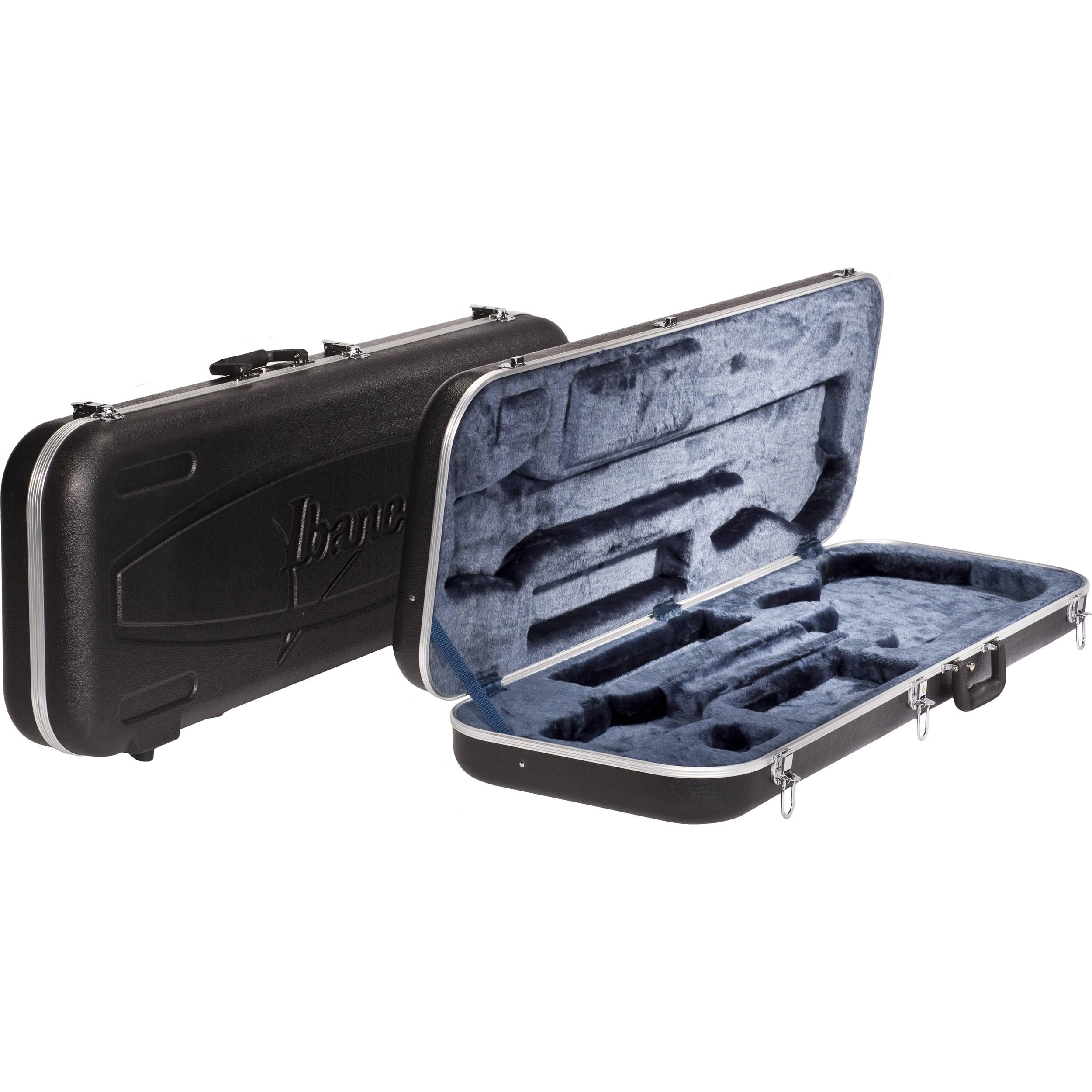 ibanez m100c molded electric case for rg rga rgd rg7 s. Black Bedroom Furniture Sets. Home Design Ideas