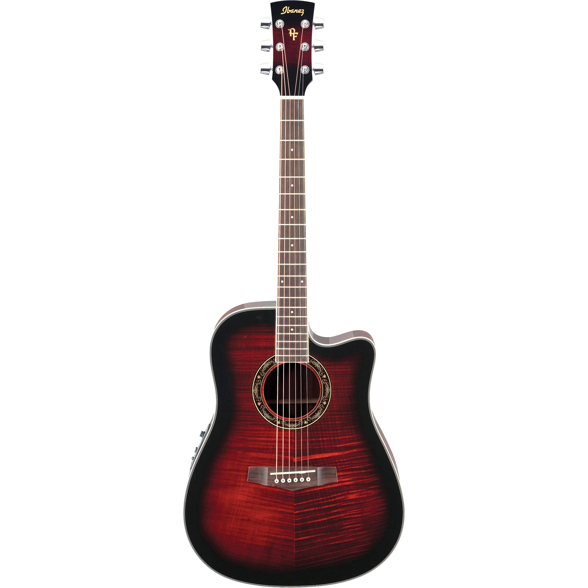 ibanez pf28ece pf performance series acoustic electric. Black Bedroom Furniture Sets. Home Design Ideas
