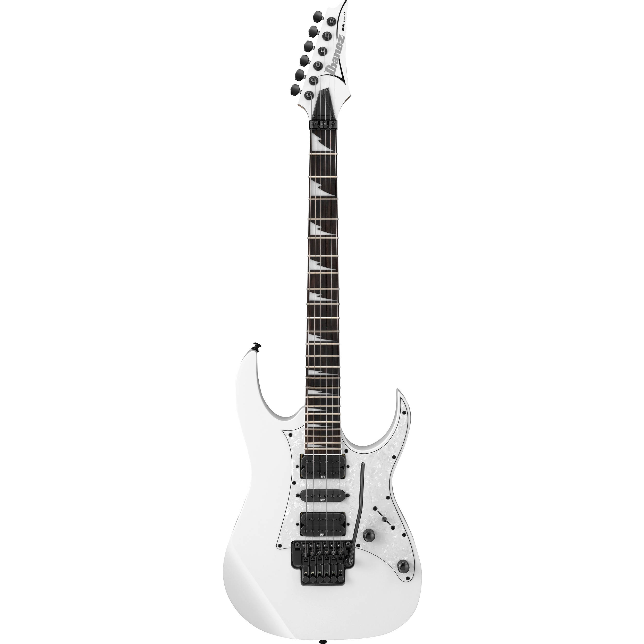 Ibanez Rg450dxb Rg Series Electric Guitar White Rg450dxbwh B H