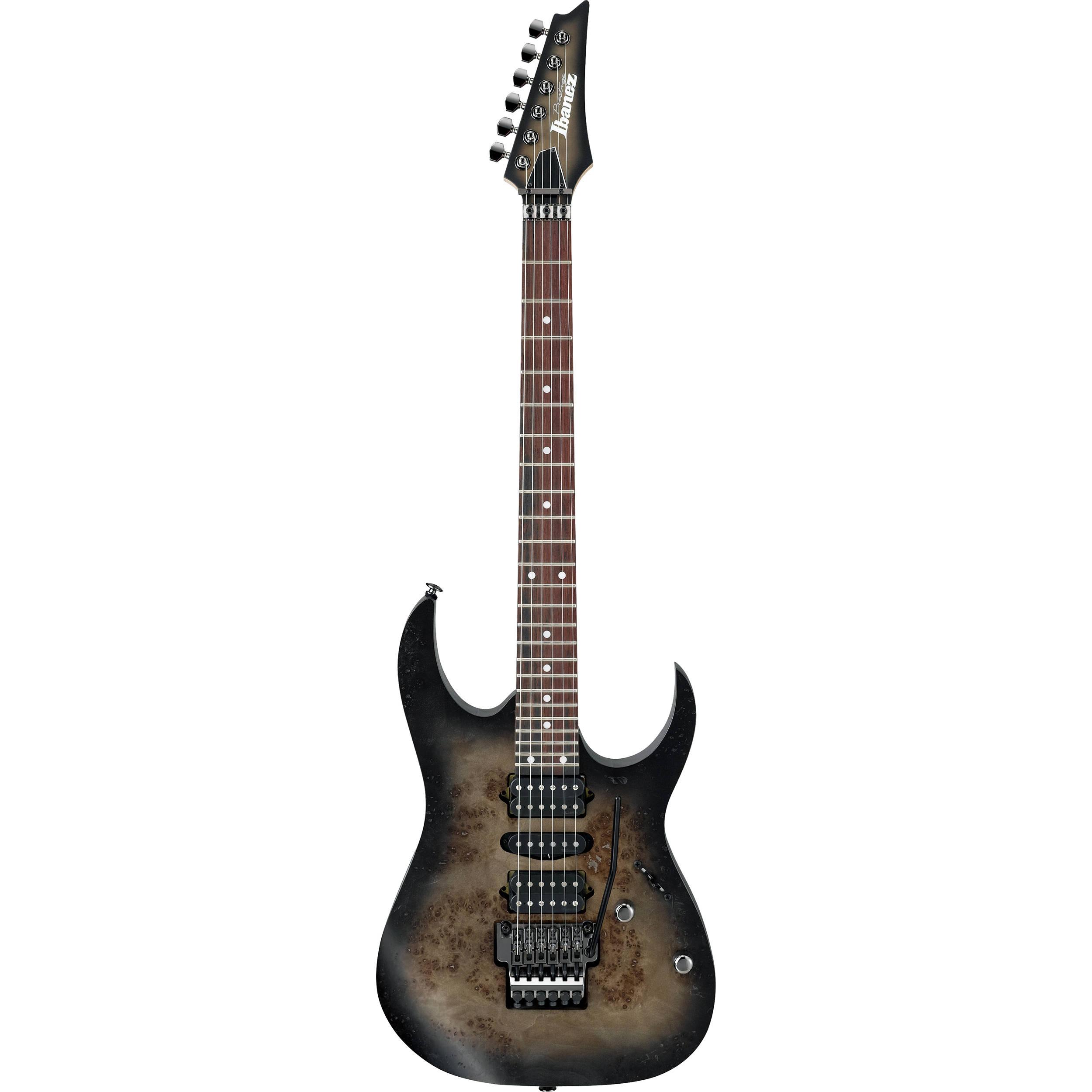 ibanez rg657pb rg prestige series electric guitar rg657pbagf b h. Black Bedroom Furniture Sets. Home Design Ideas