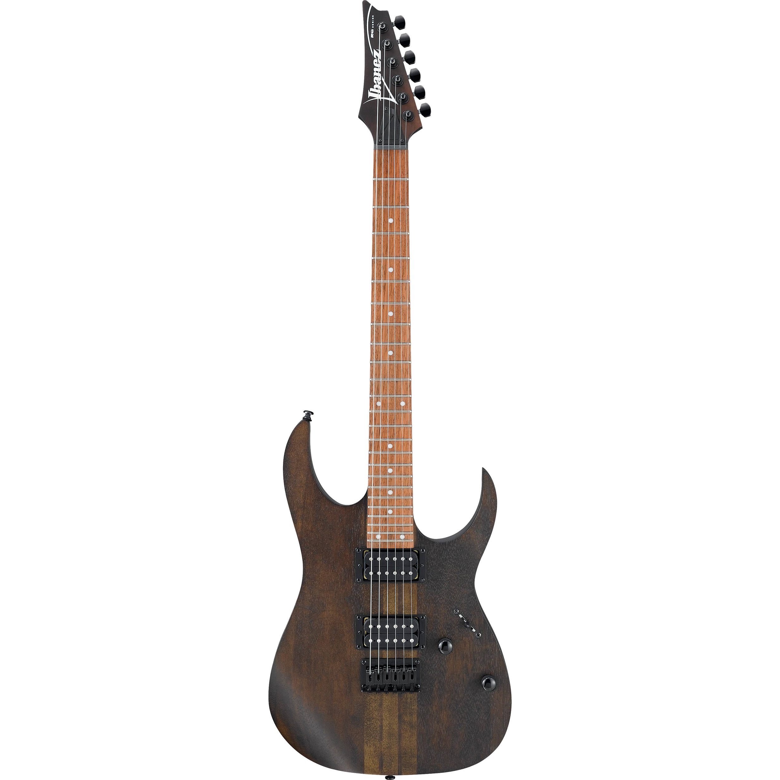 ibanez rgrt421 rg standard series electric guitar rgrt421wnf b h. Black Bedroom Furniture Sets. Home Design Ideas