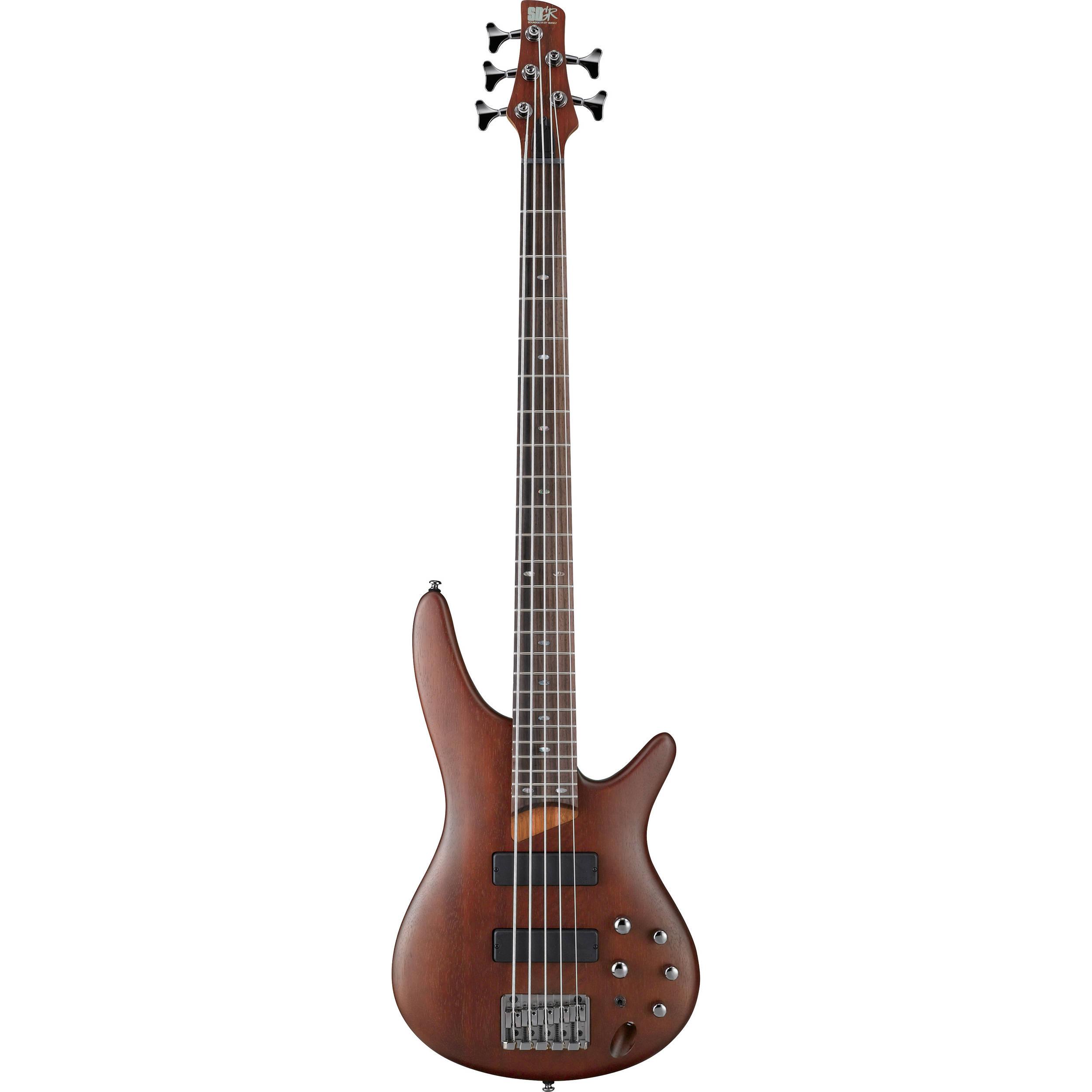 ibanez sr505 sr series 5 string electric bass guitar sr505bm b h. Black Bedroom Furniture Sets. Home Design Ideas