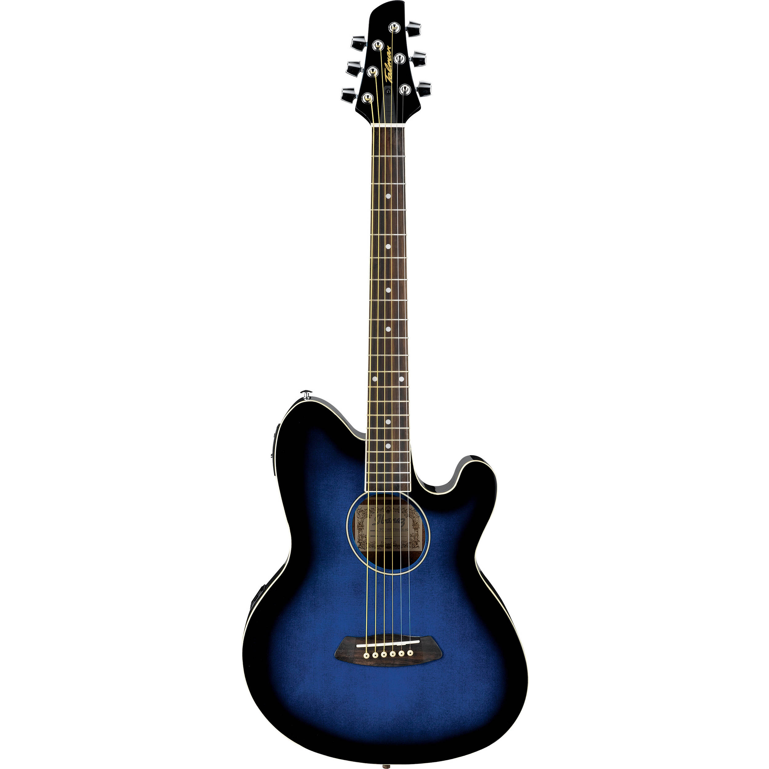ibanez tcy10e talman series acoustic electric guitar tcy10etbs. Black Bedroom Furniture Sets. Home Design Ideas