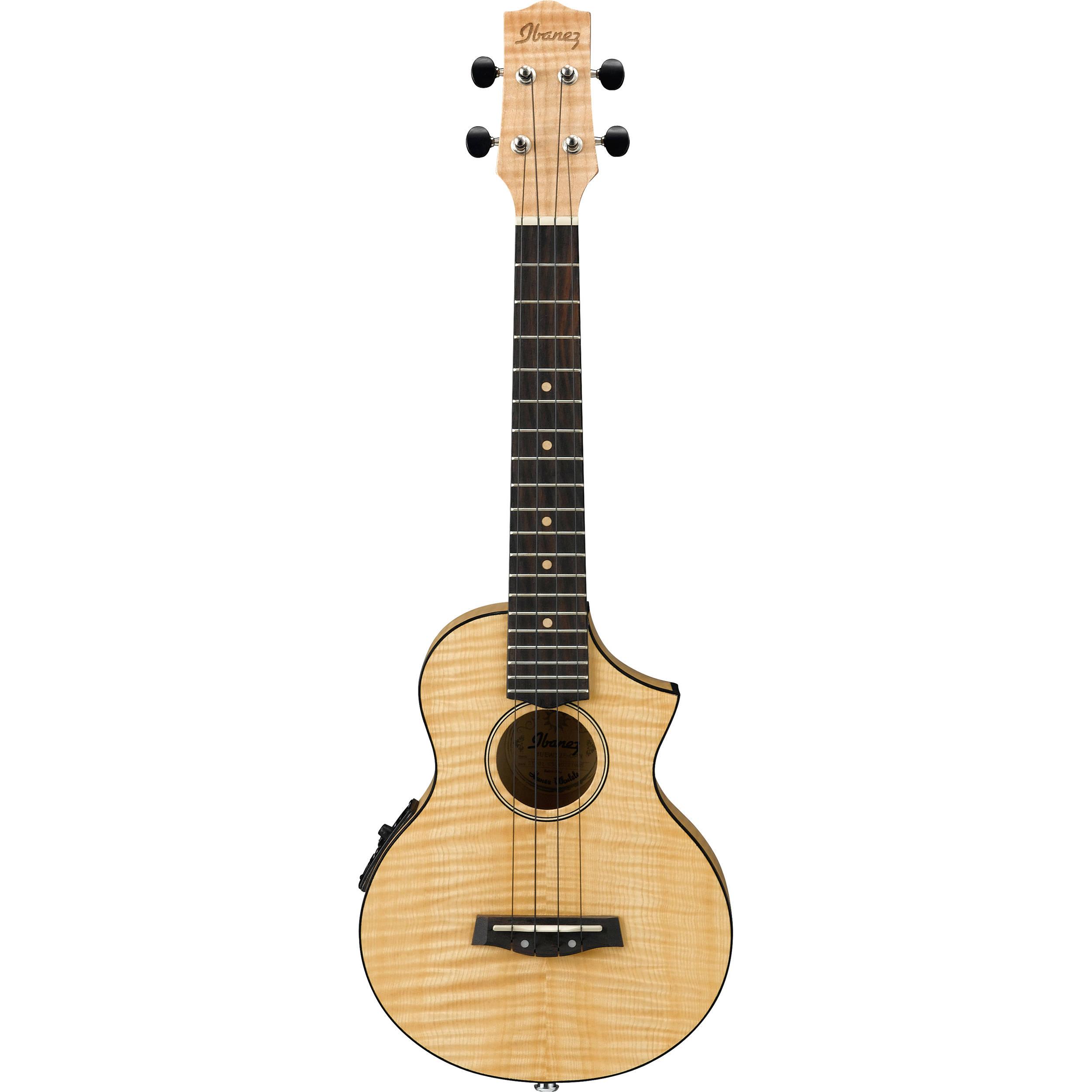 ibanez uew12e acoustic electric concert ukulele uew12e b h photo. Black Bedroom Furniture Sets. Home Design Ideas